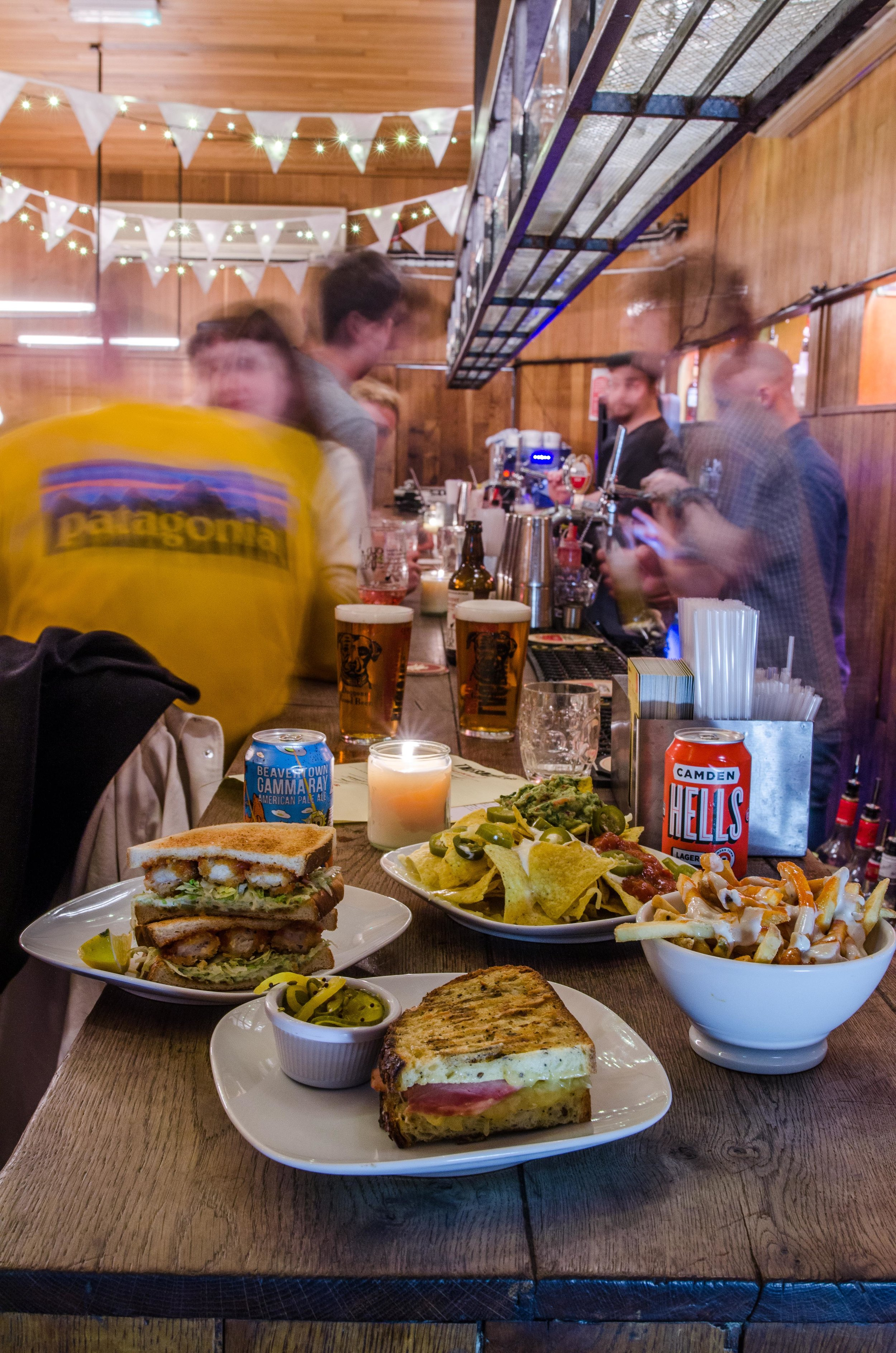 Sonic Sandwiches - Fitzrovia, London -