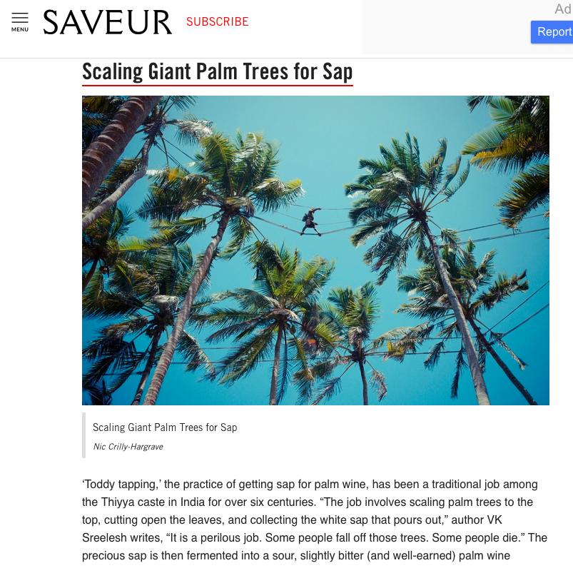 Saveur Magazine - USA -
