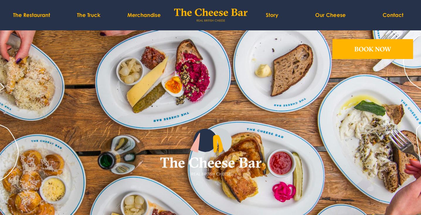 The Cheese Bar -