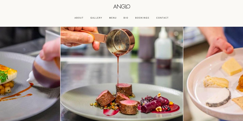 Anglo Restaurant - Farringdon -