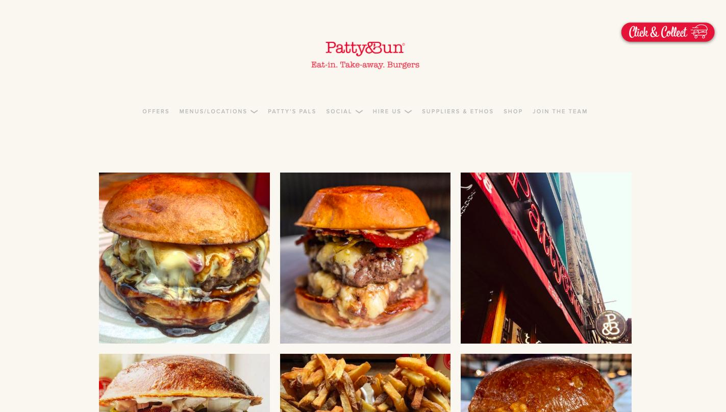 Patty & Bun, London -