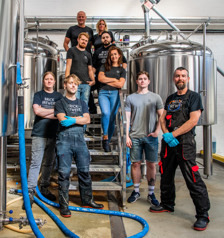Brick Brewery -