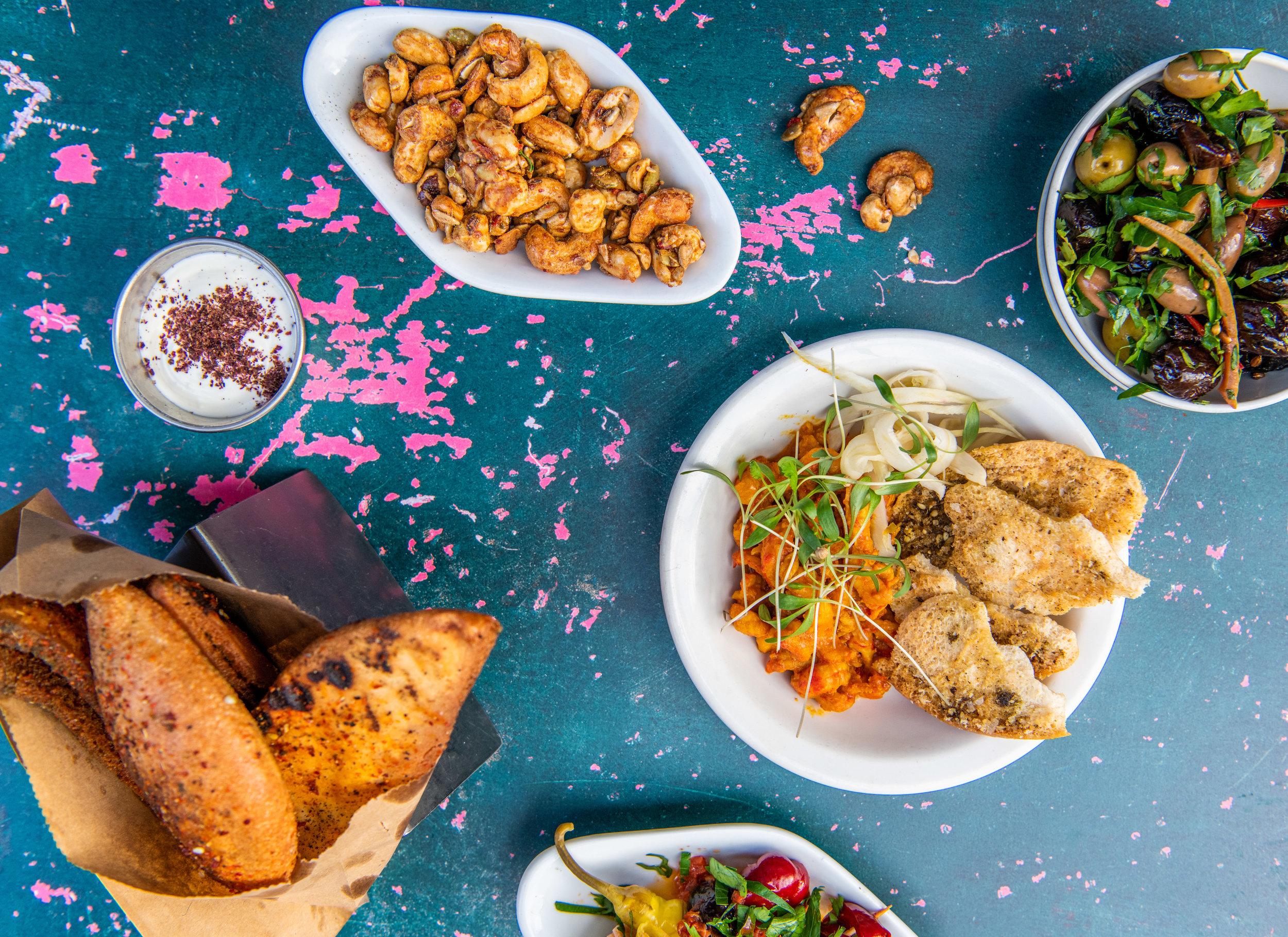 Shawarma Bar by Berber & Q -