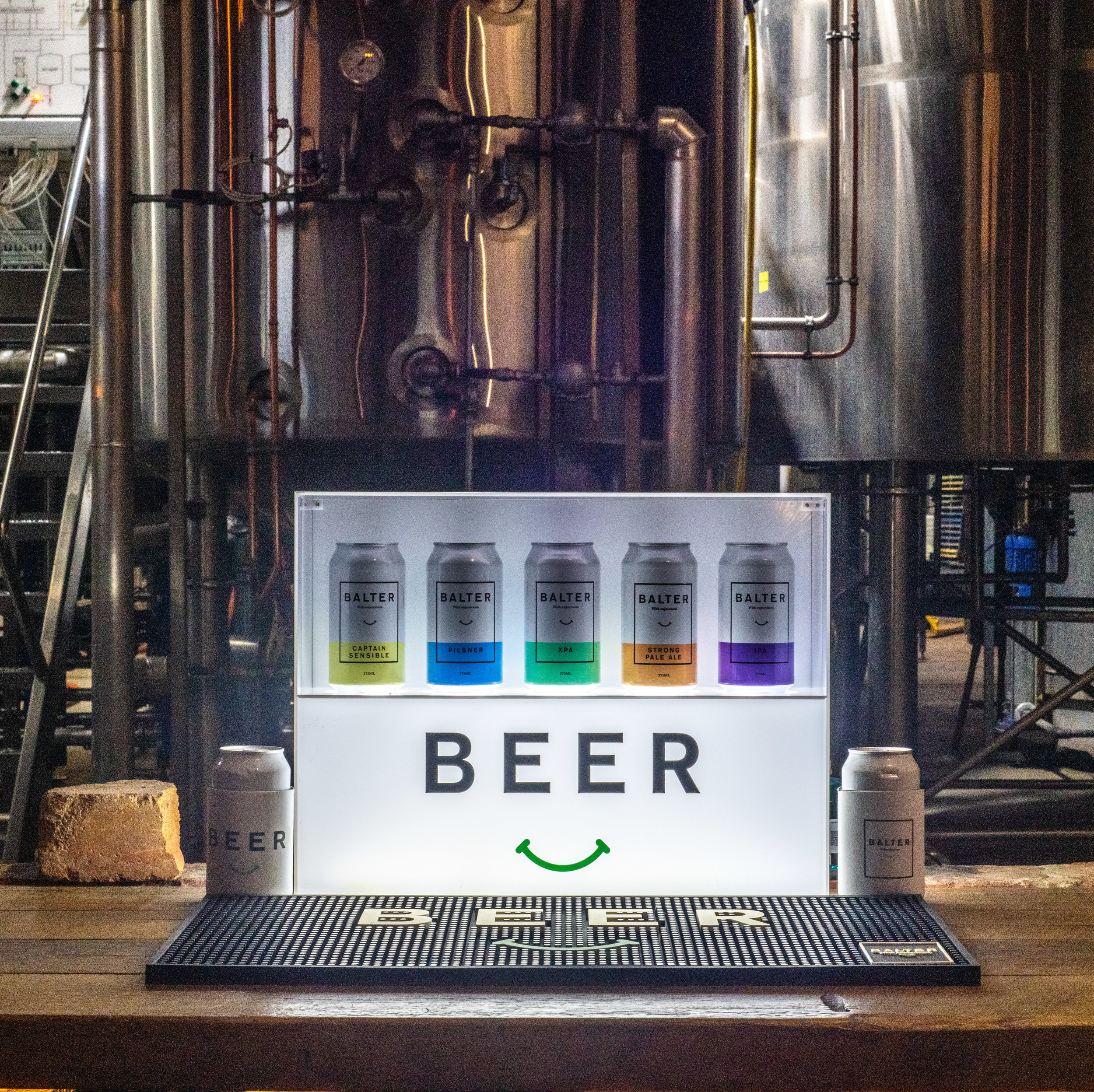 Balter Brewing - Gold Coast