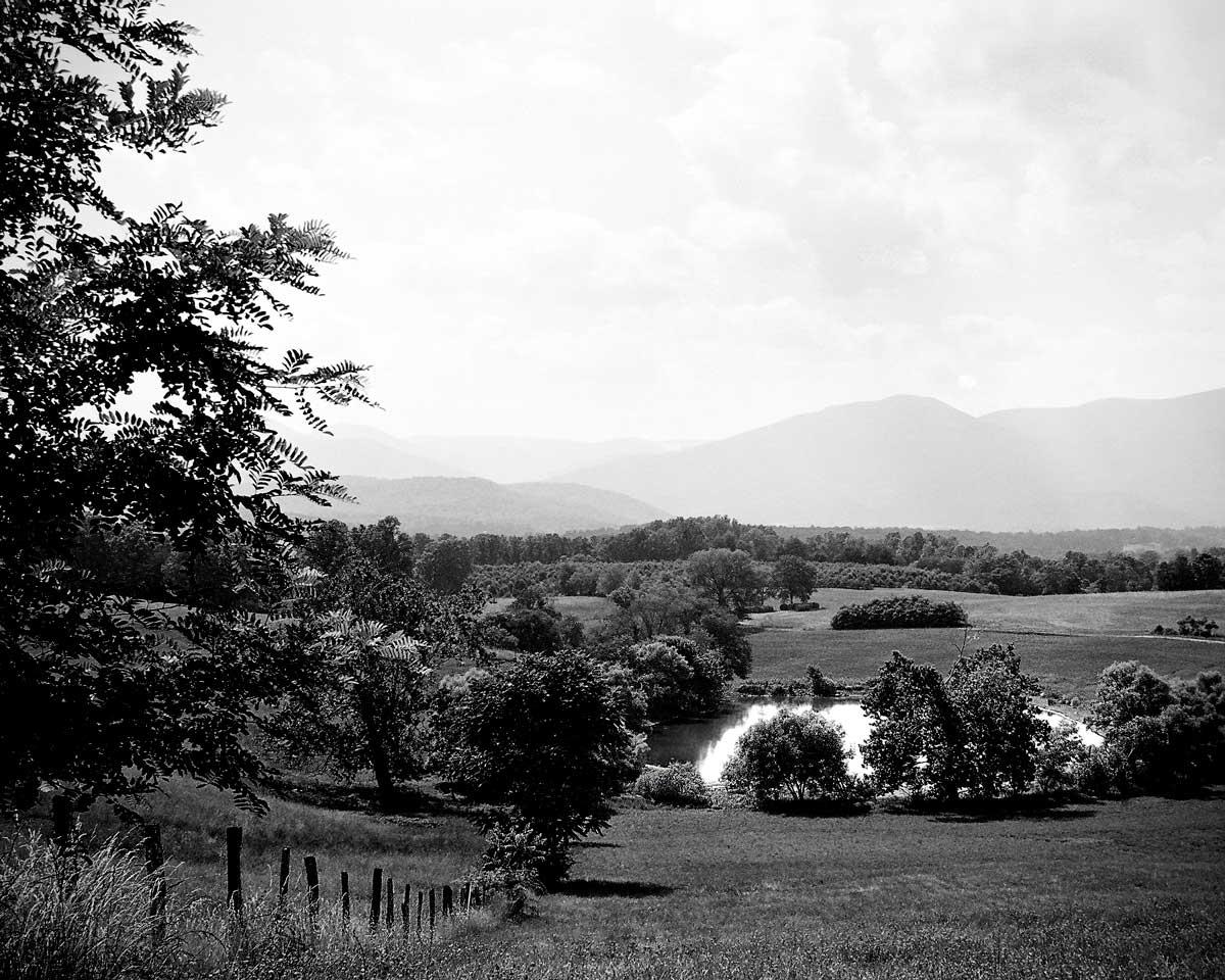 Blue Ridge Valley