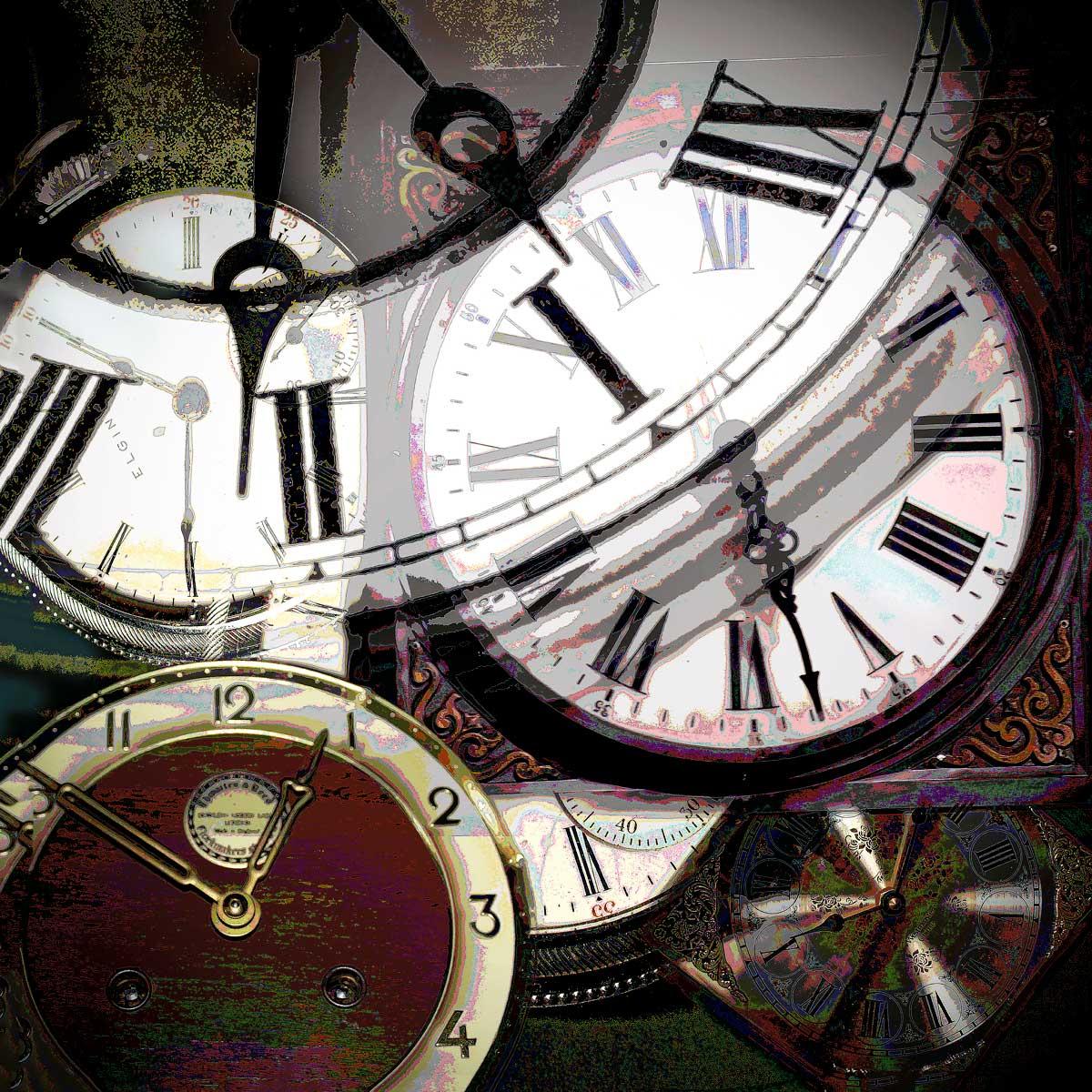 Time After Time, After Time, After. .. .