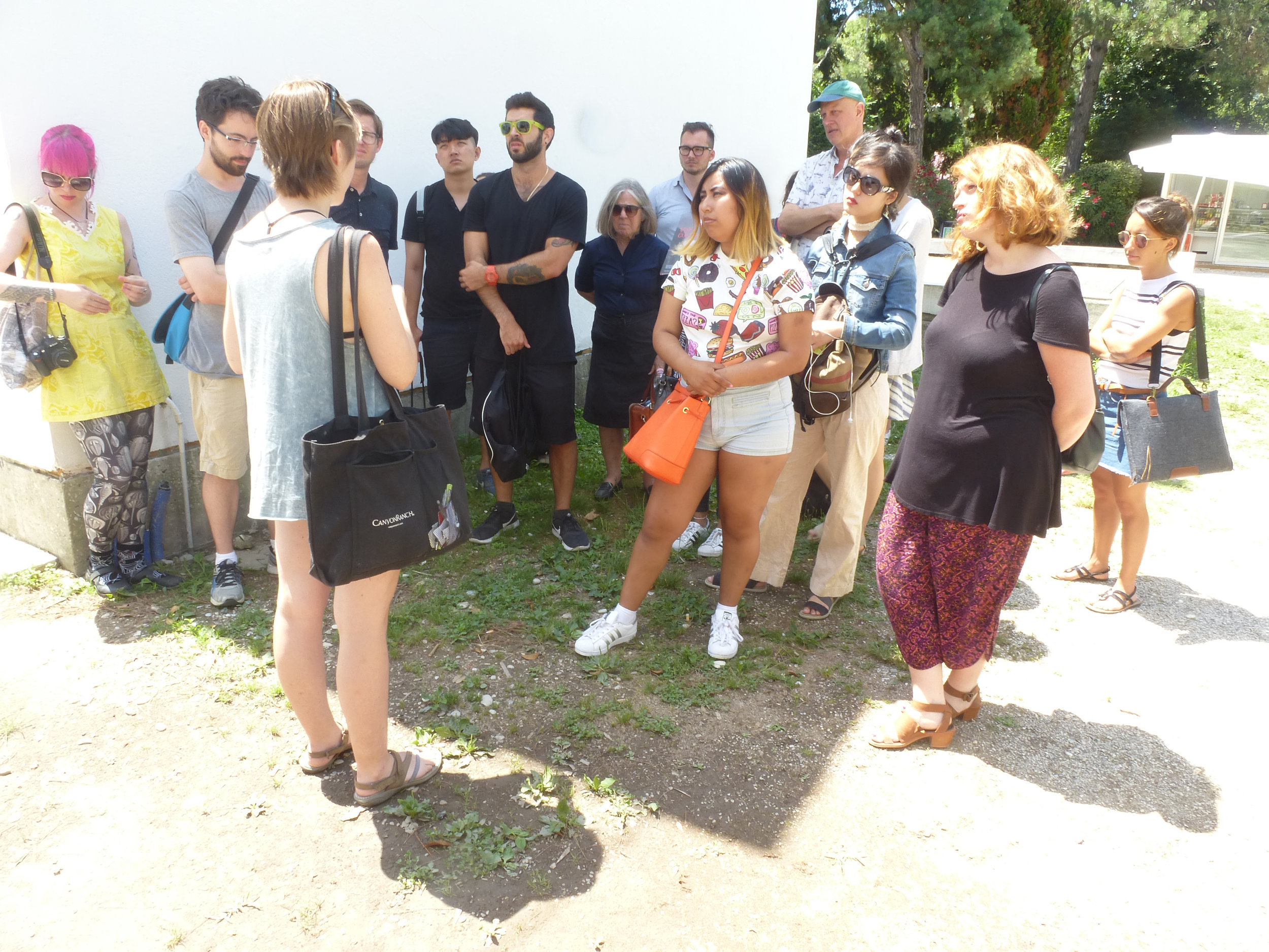 Venice Biennale with the Pratt in Venice Program