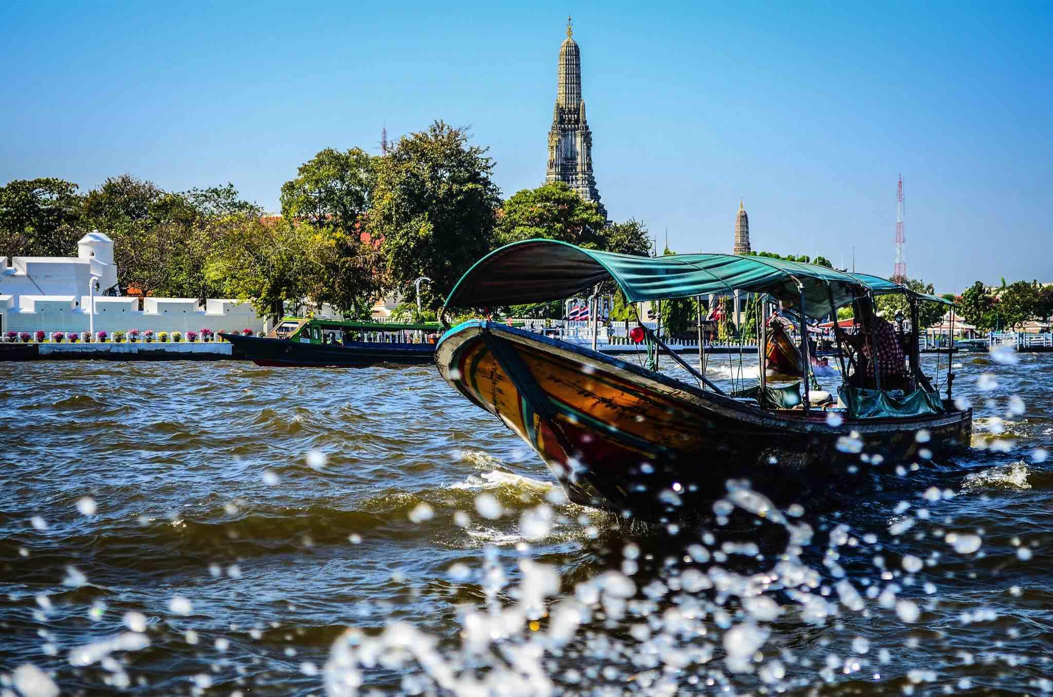 Discover Chao Phraya River