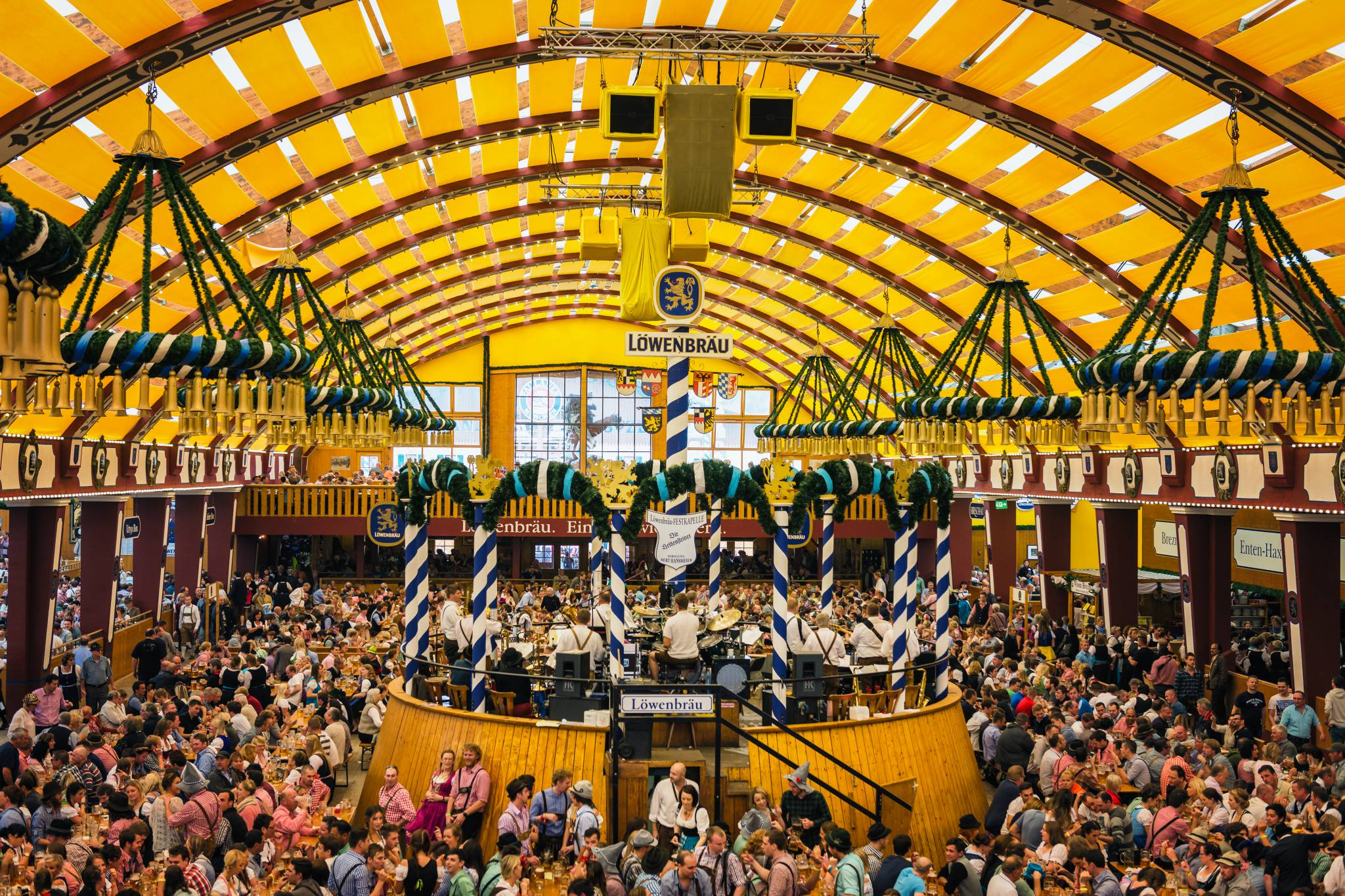 Oktoberfest, the most impressive beer fest around the world