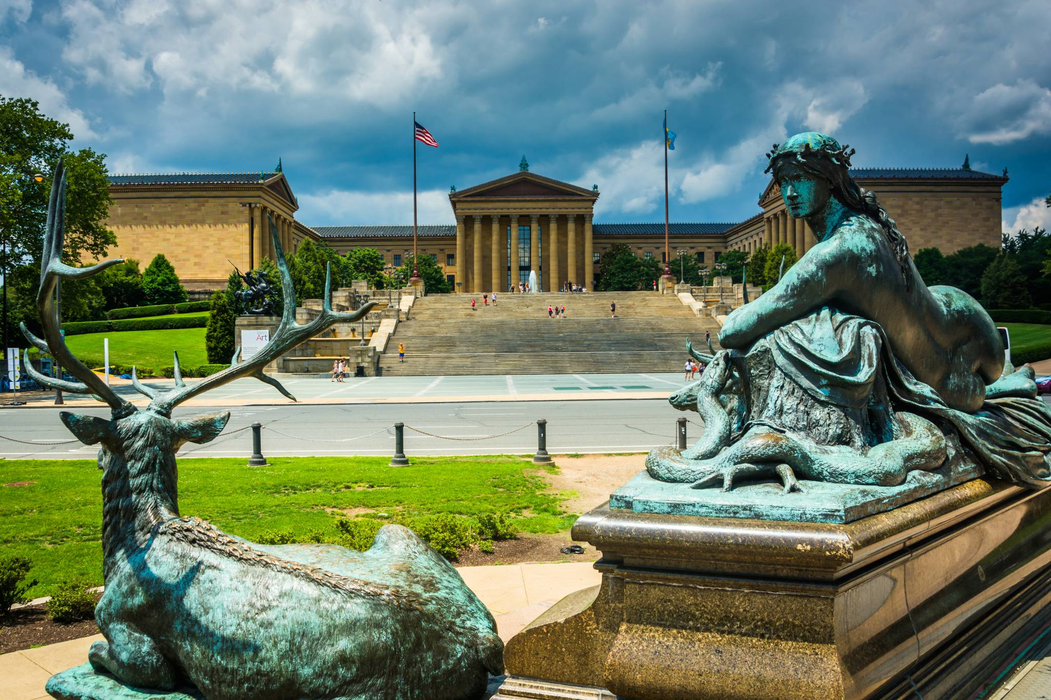 Amazing Philadelphia Museum of Art!