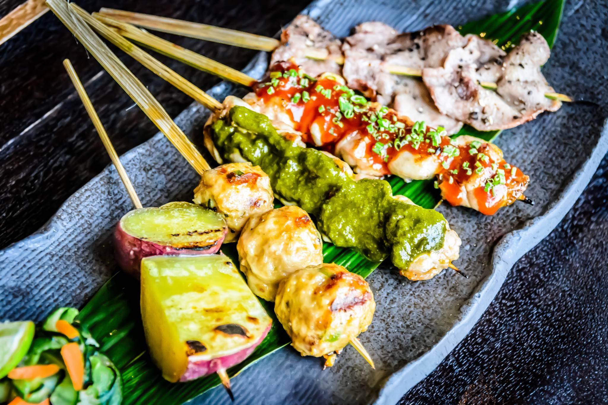 Enjoy the exquisite Tokyo cuisine