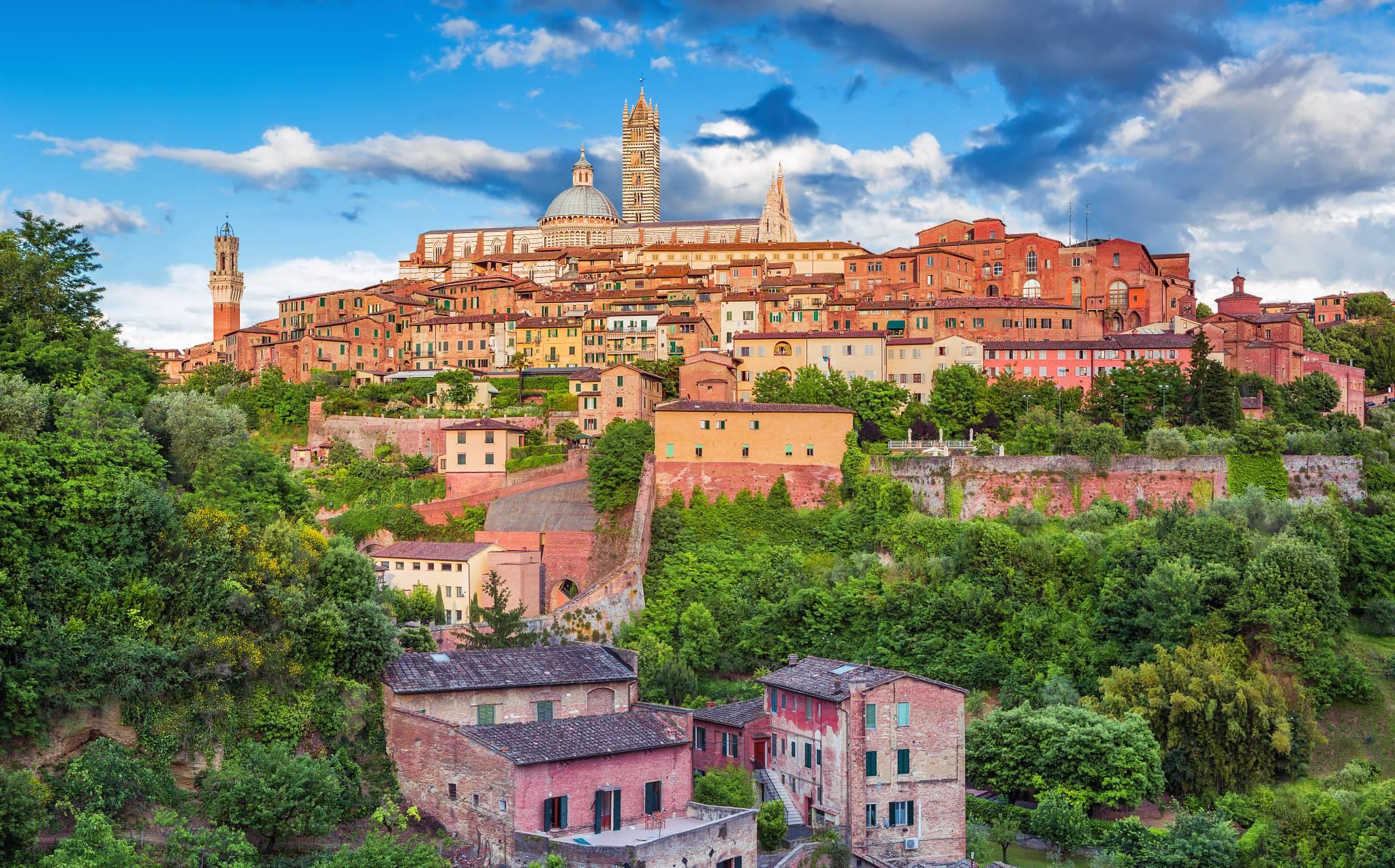 Visit Siena Historic Center