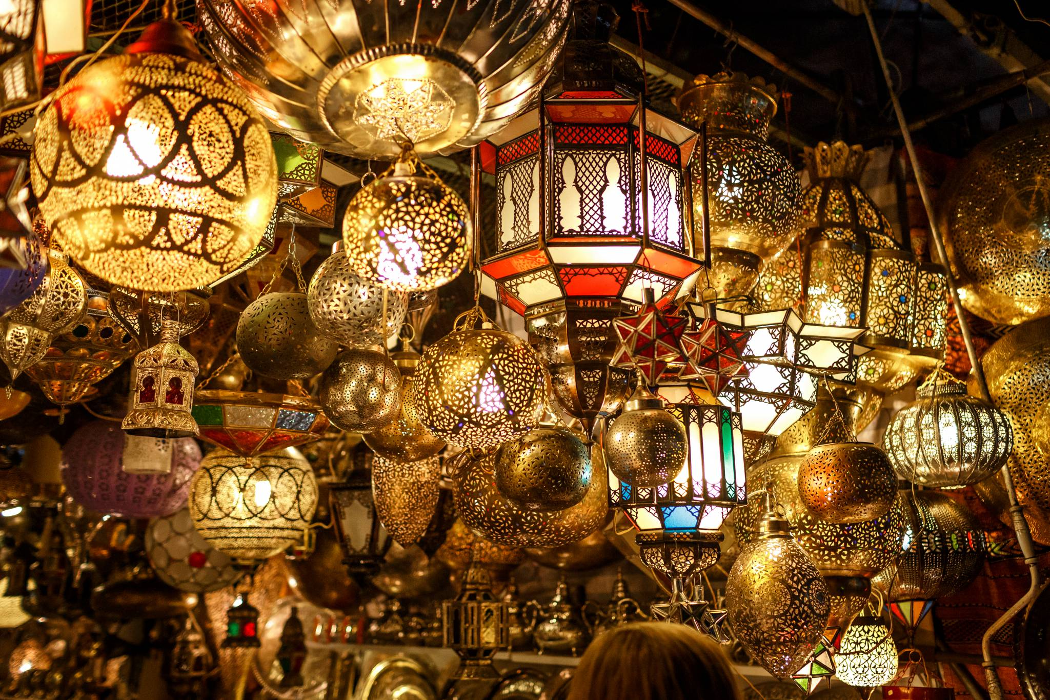 Awesome Marrakech Souk