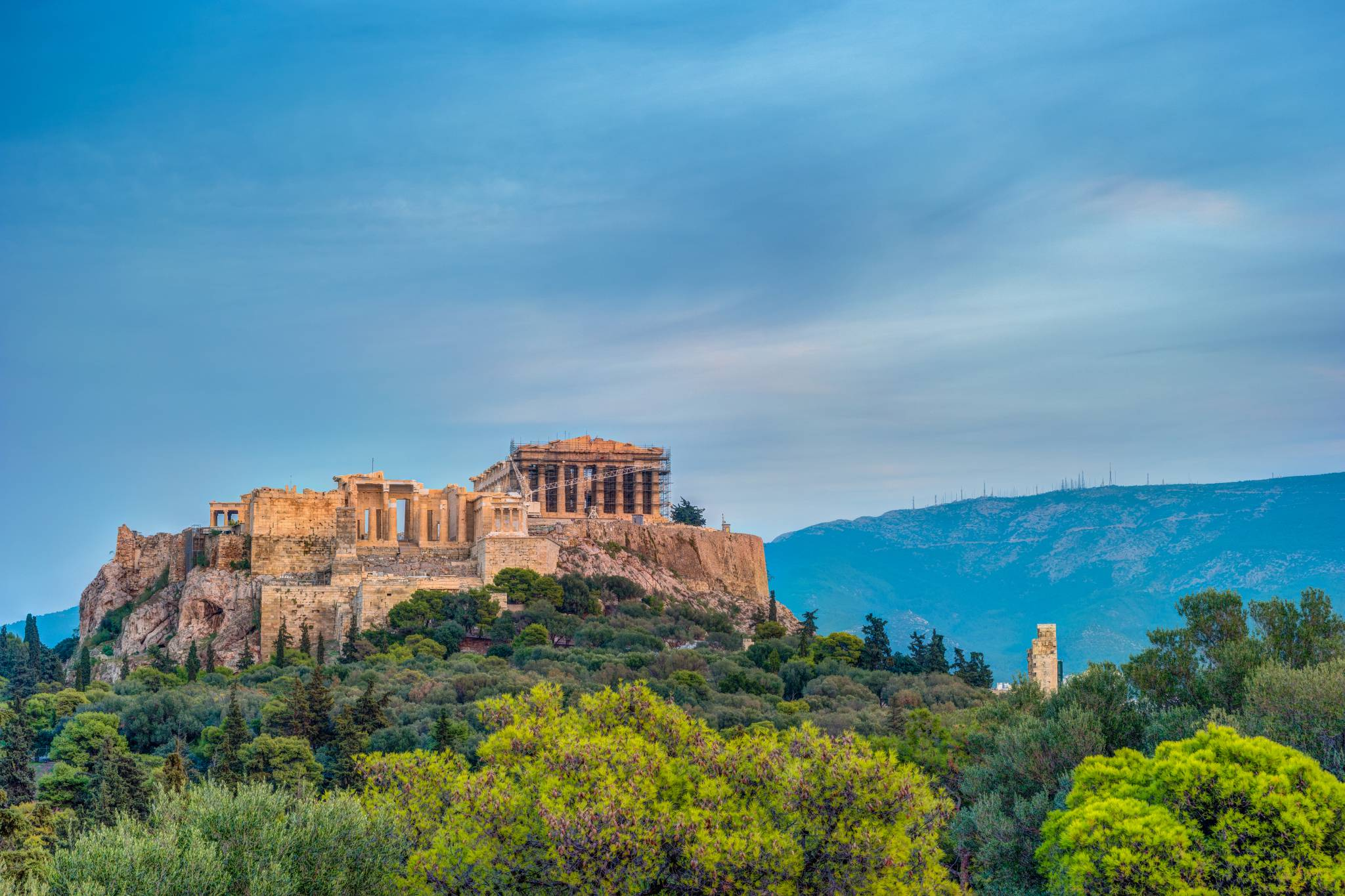 Travel Through Athens with our Travel Guide