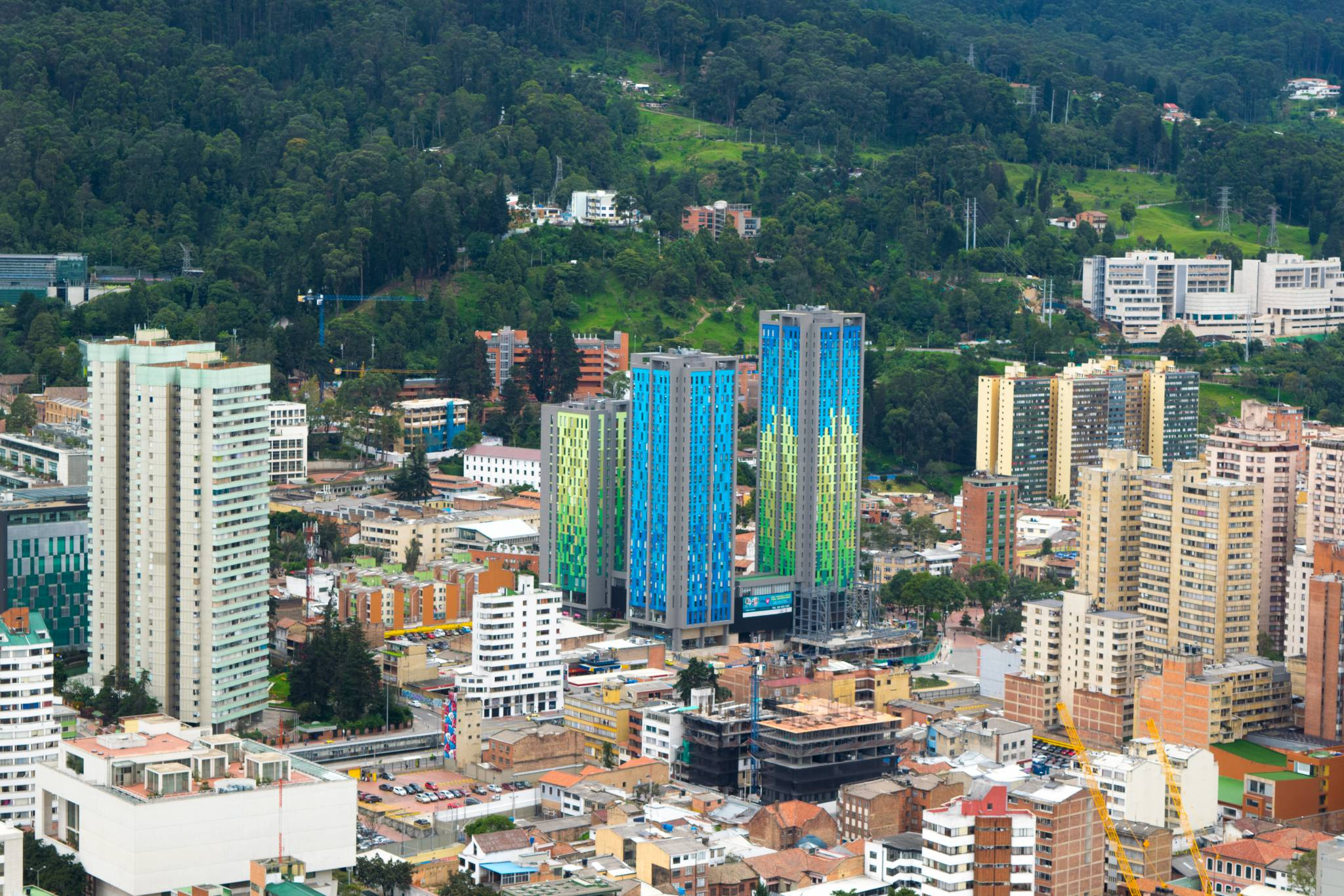 Travel to Bogota with our Travel Guide