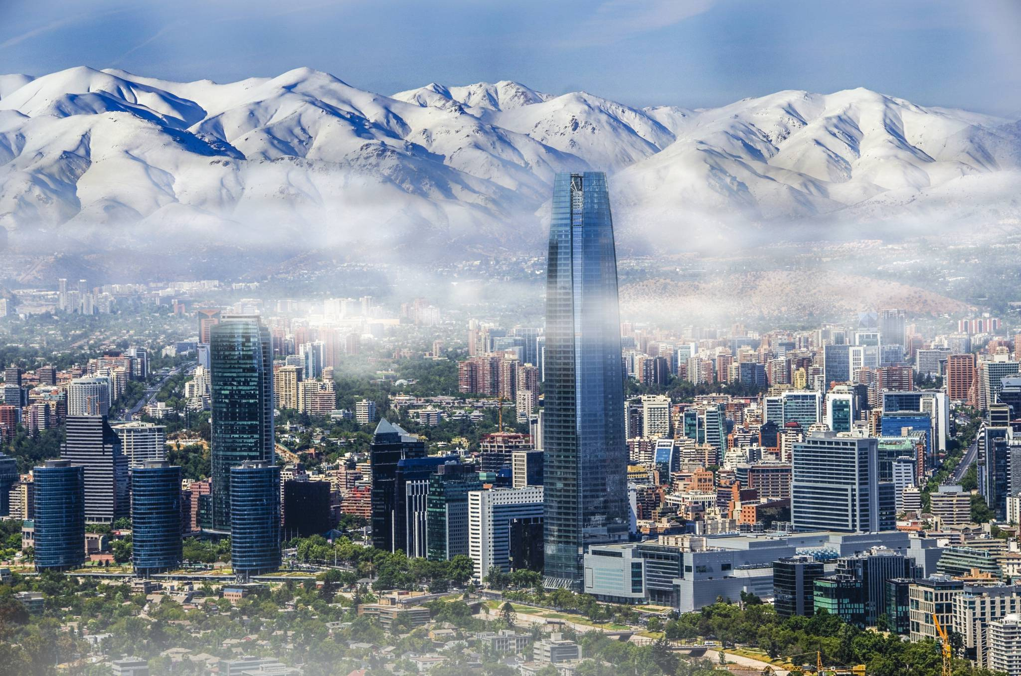 eTips Santiago de Chile Travel Guide with offline maps