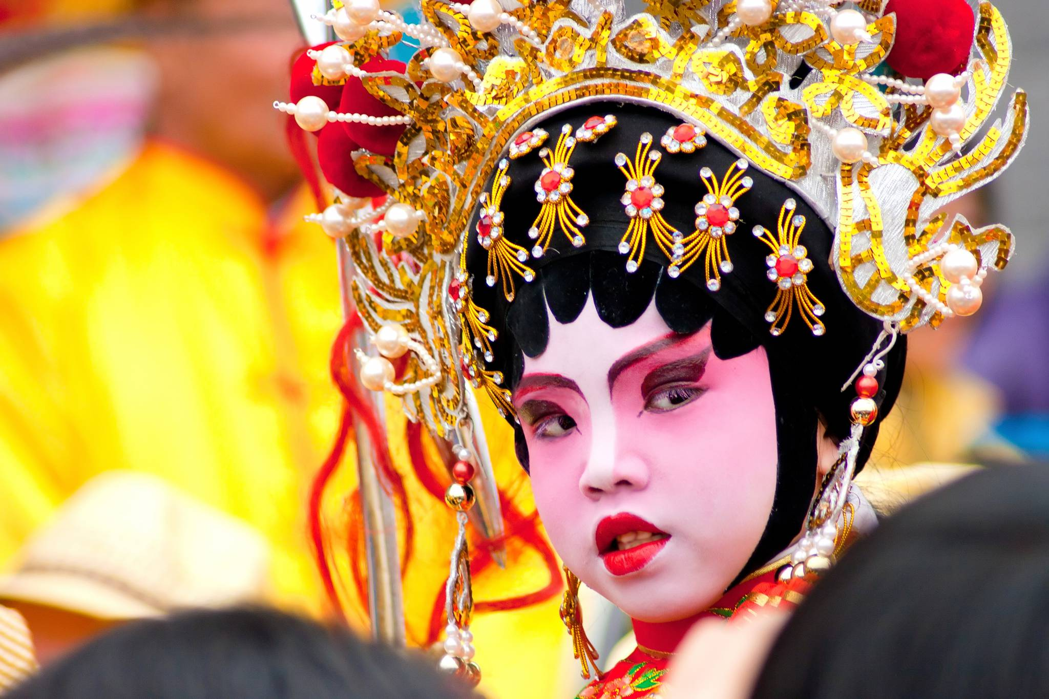 Guangzhou Chinese opera in your iPhone, iPad and AppleWatch