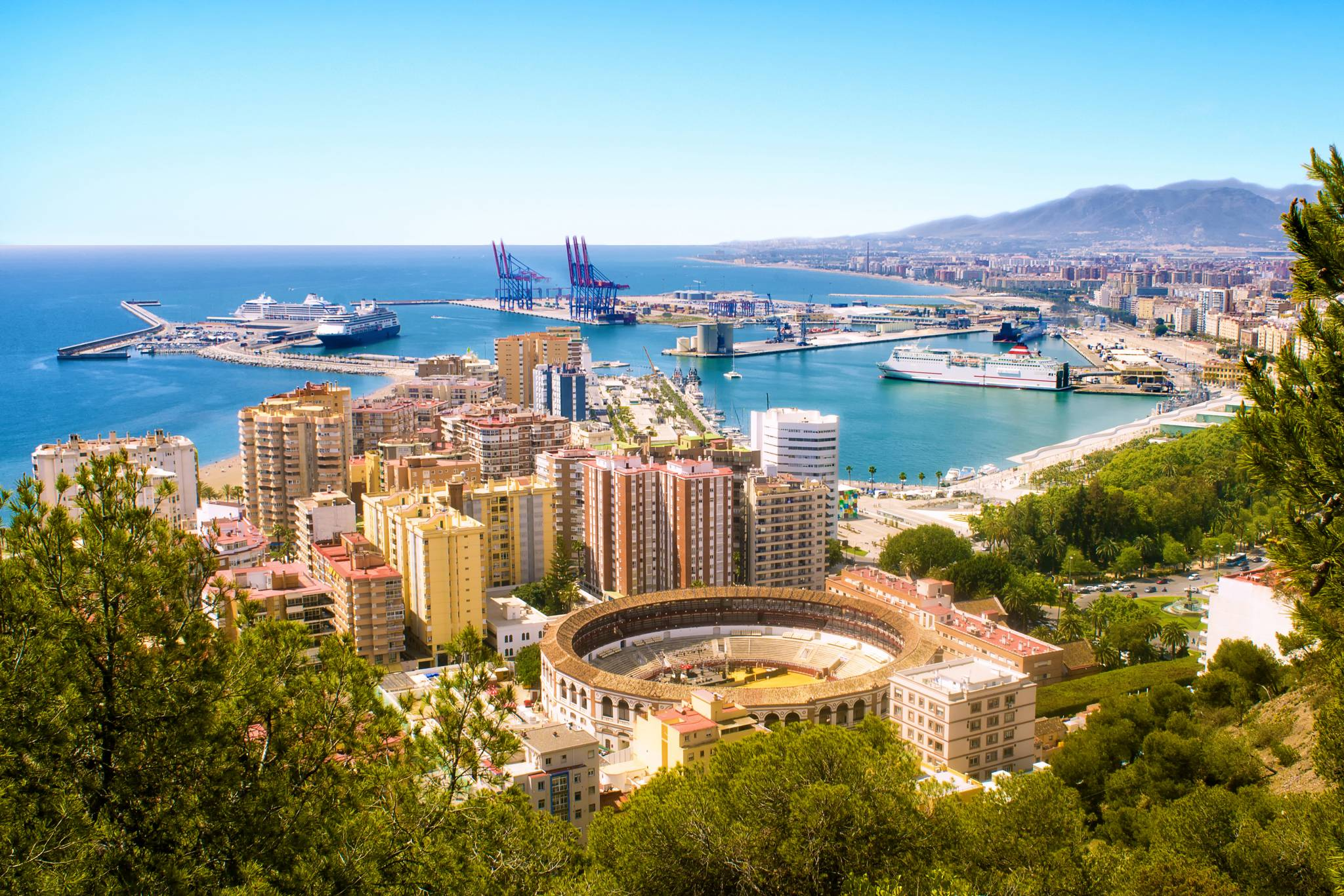Malaga Travel Guide for iPhone, iPad and AppleWatch