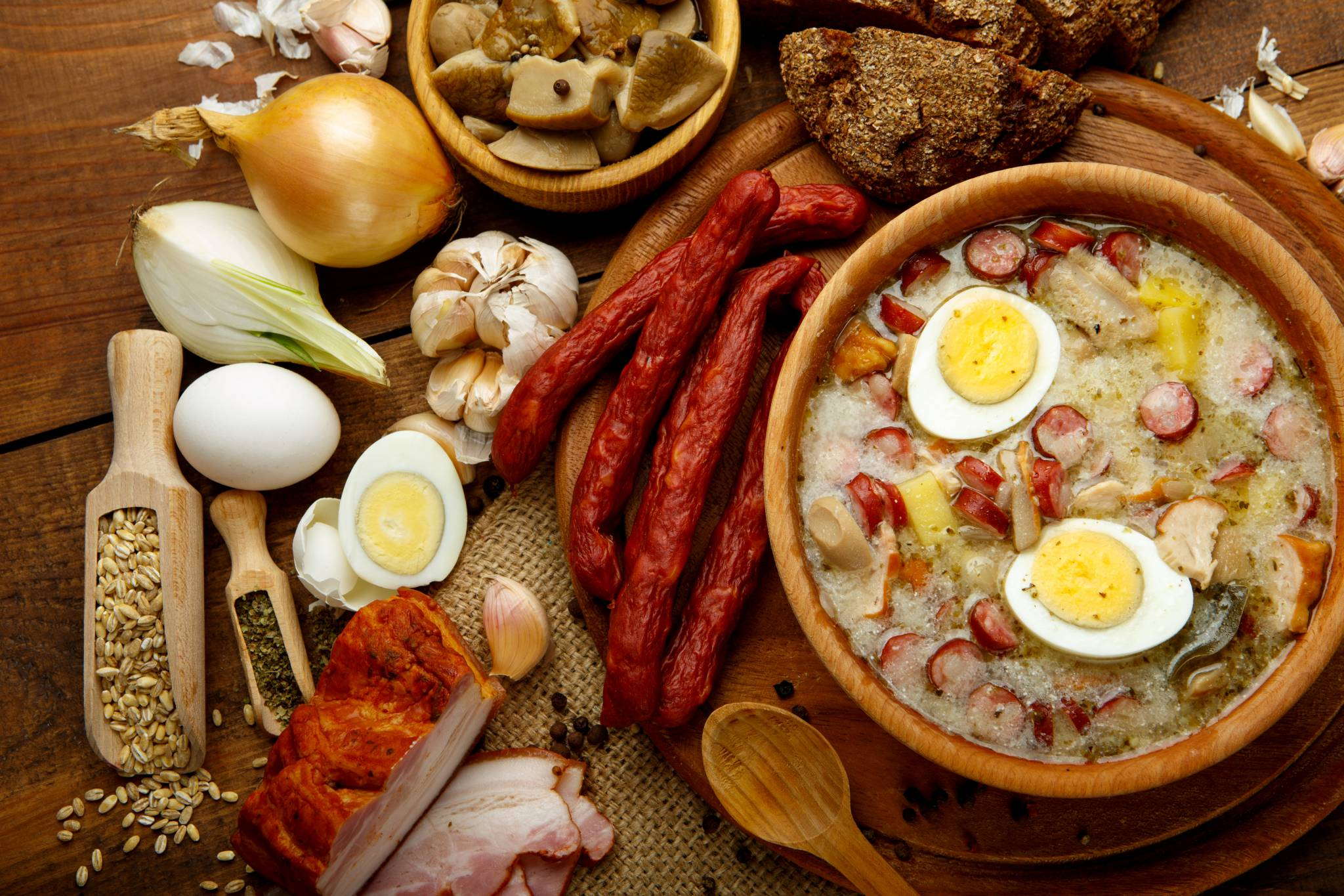 Enjoy Bratislava cuisine with our travel guide