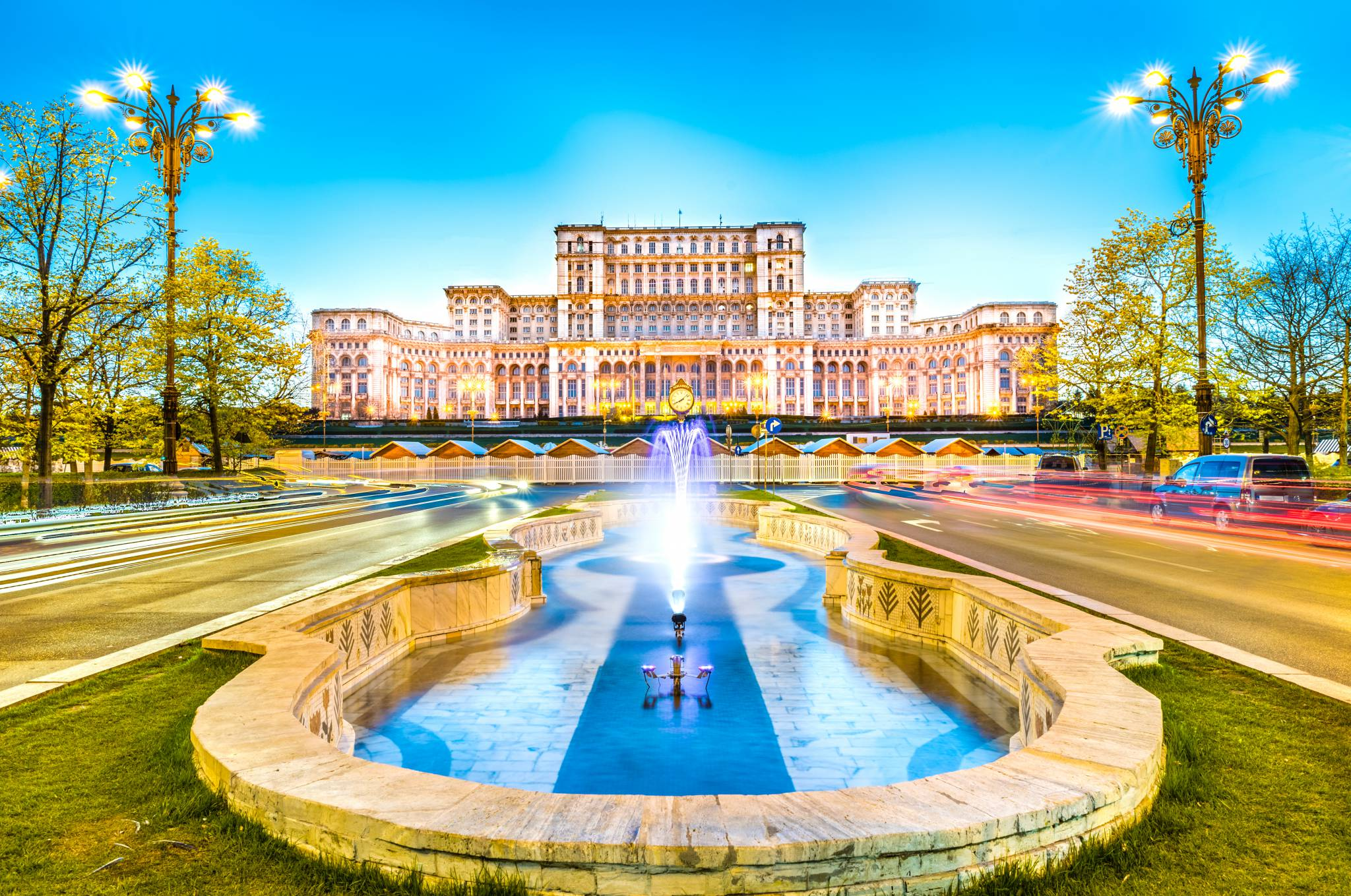 Bucharest Travel Guide for iPhone, iPad & AppleWatch