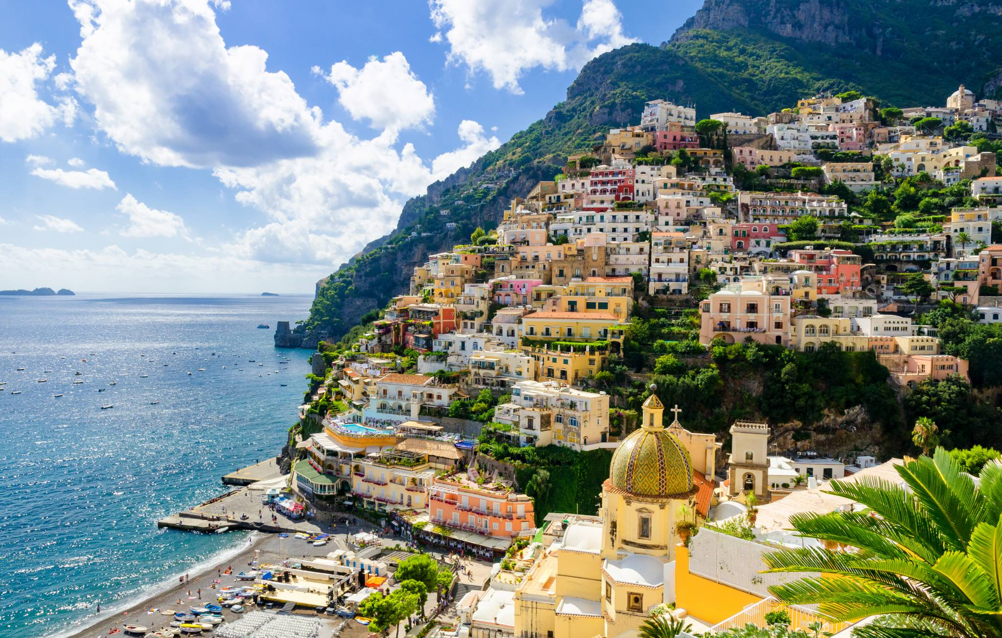 Travel to Amalfi Coast with eTips Travel Guides
