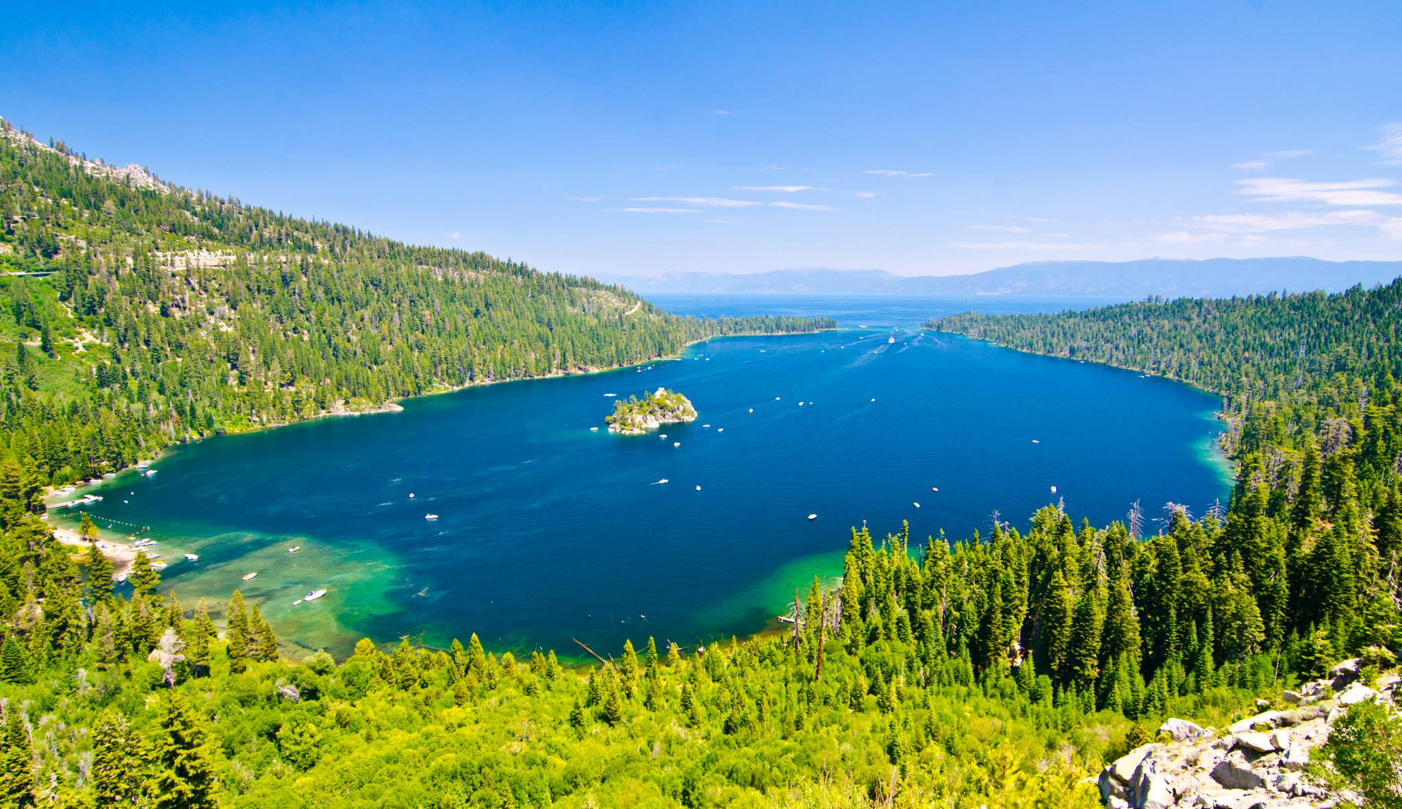 Lake Tahoe Travel Guide for iPhone and iPan