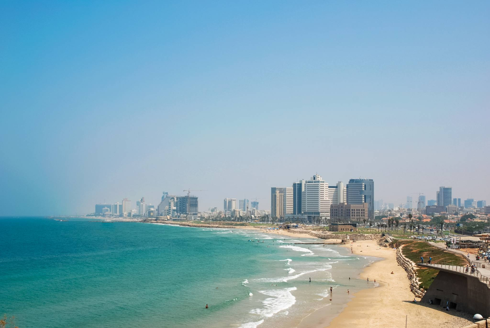 Israel Travel Guide for iPhone and iPad