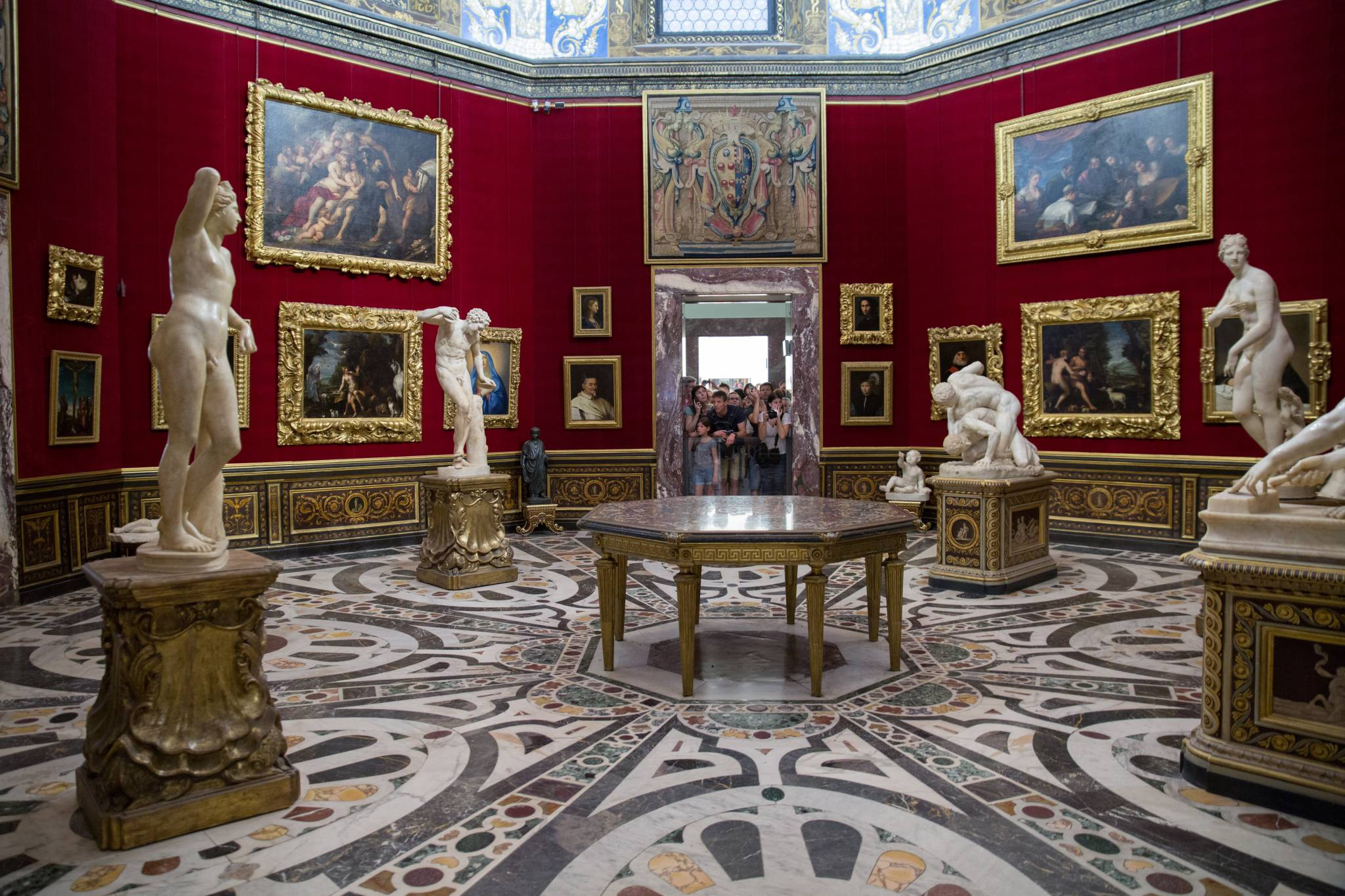 Visit Uffizi Gallery with eTips Guide