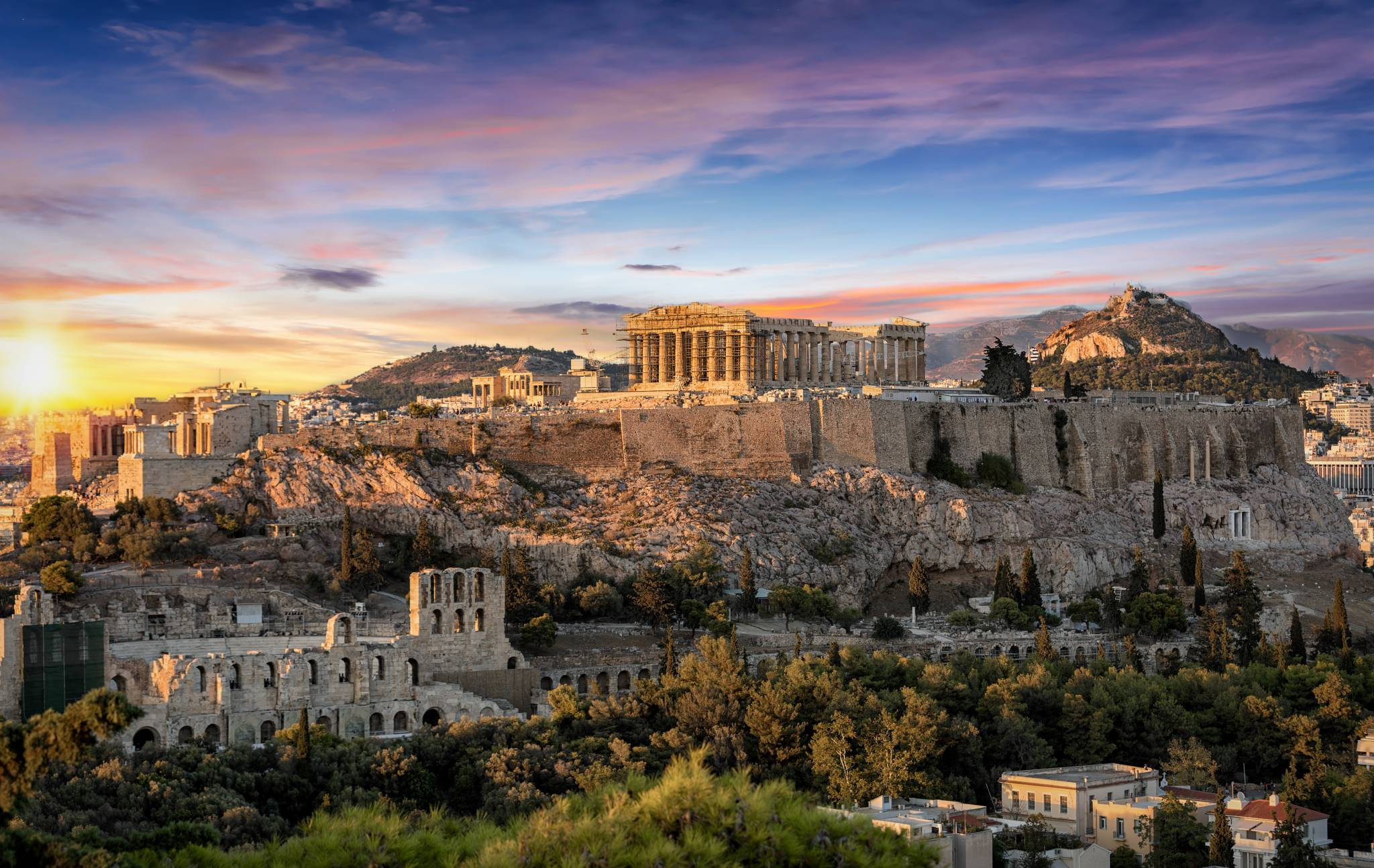 Greece Travel Guide for iPhone, iPad & AppleWatch