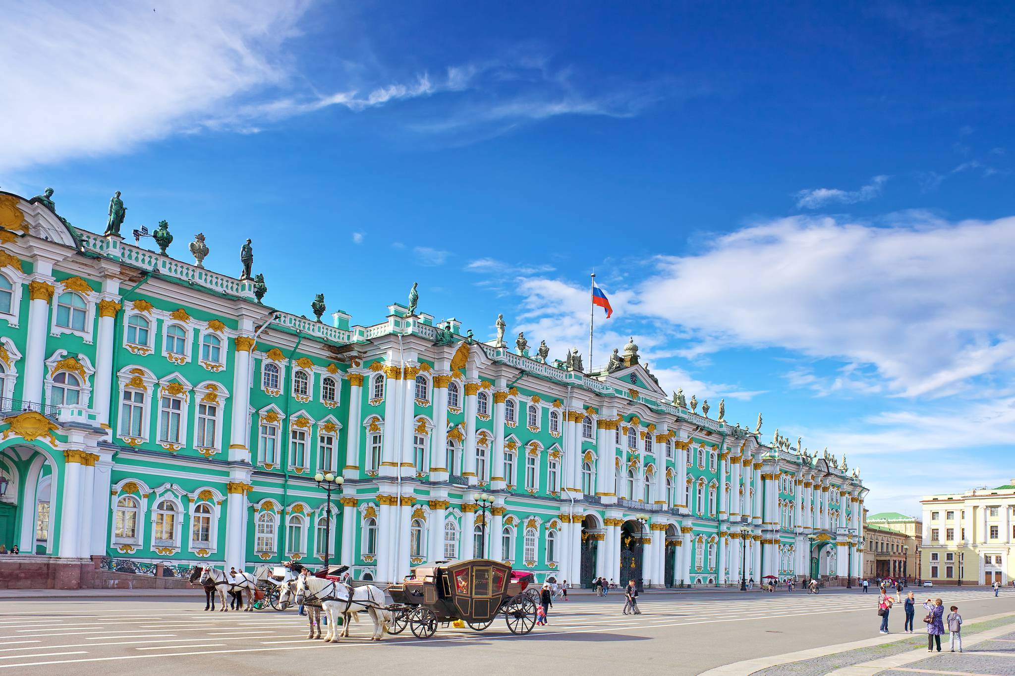 Visit Hermitage Museum with eTips Guide