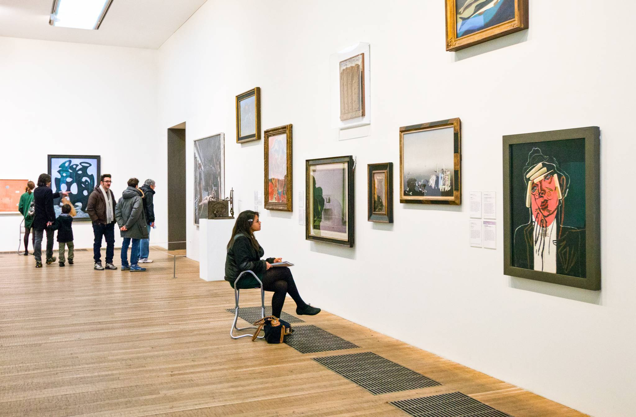 Visit Tate Modern with eTips Guide