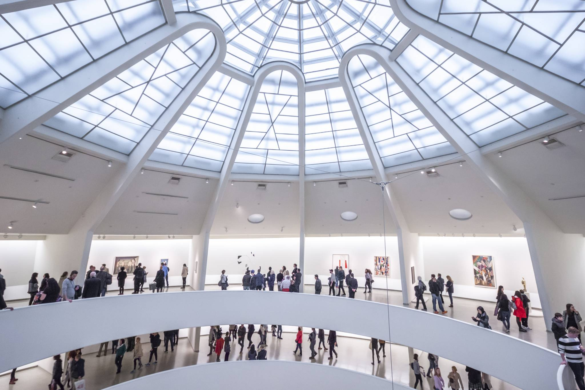 Visit Guggenheim Museum with eTips Visitor Guide