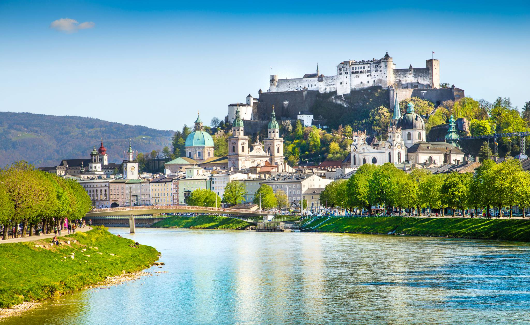 Travel to Salzburg with eTips Travel Guide