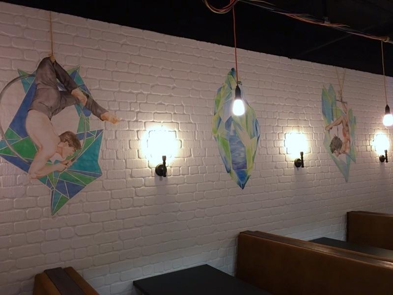 Dancers (Wall #1)