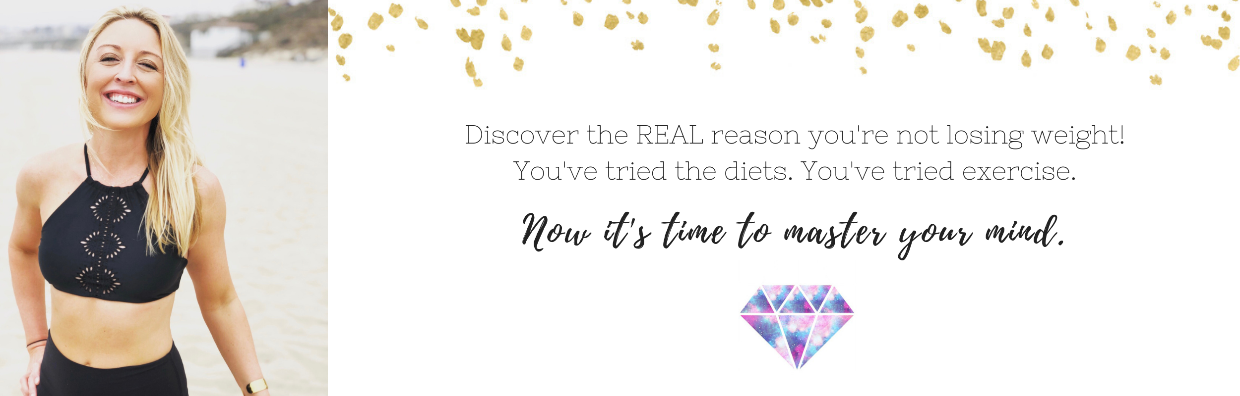 Add sDiscover the REAL reason you're not losing weight!You've tried the diets. You've tried exercise.ubheading1.png