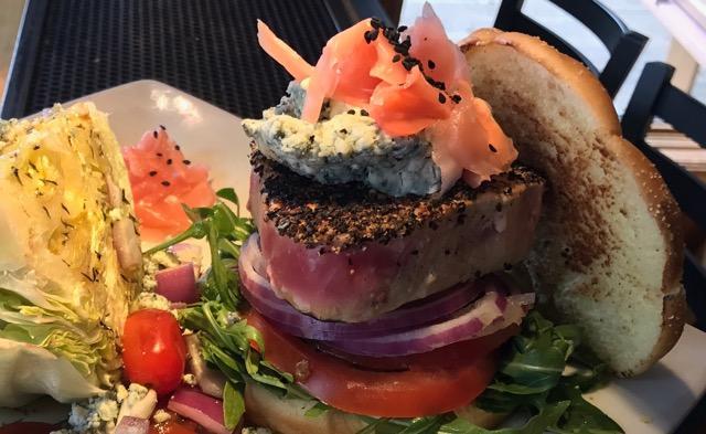 best-food-hood-river-gorge-beer-sex-ahi-tuna