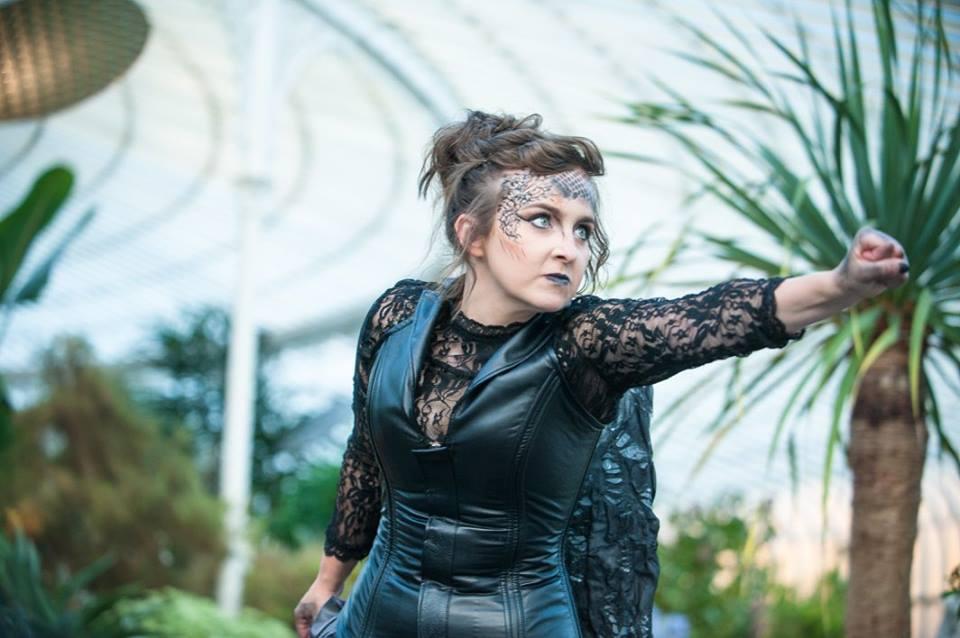 Stephanie McGregor as Mephistopheles