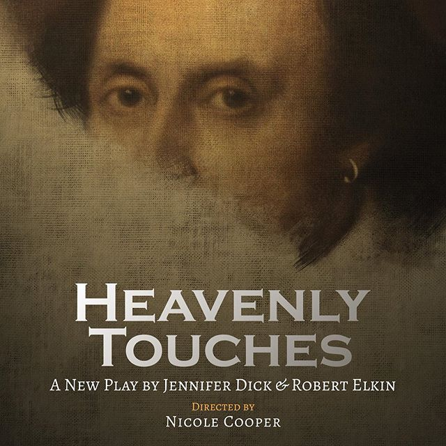 Delighted to announce that we will be presenting the world premiere of Heavenly Touches, a new play about those who loved Shakespeare the man - written and performed by @caledoniajen and @robertelkin and directed by @nikicooper13 - for one night only on Mon 29th July in the Kibble Palace - tickets only £5