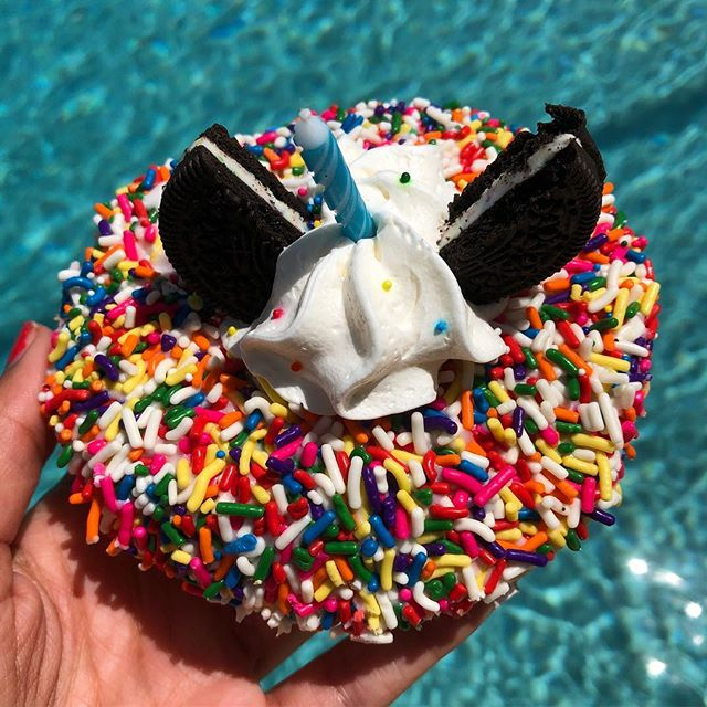It's not even my birthday 🍩🍩 the Broad Street Dough of Sarasota