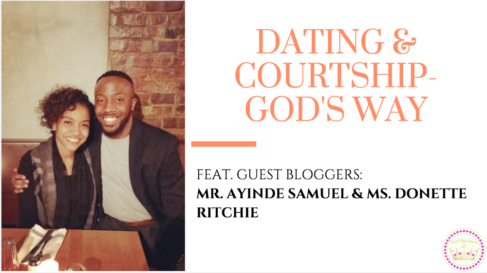 After dating God's way, Ayinde & Donette are currently engaged.