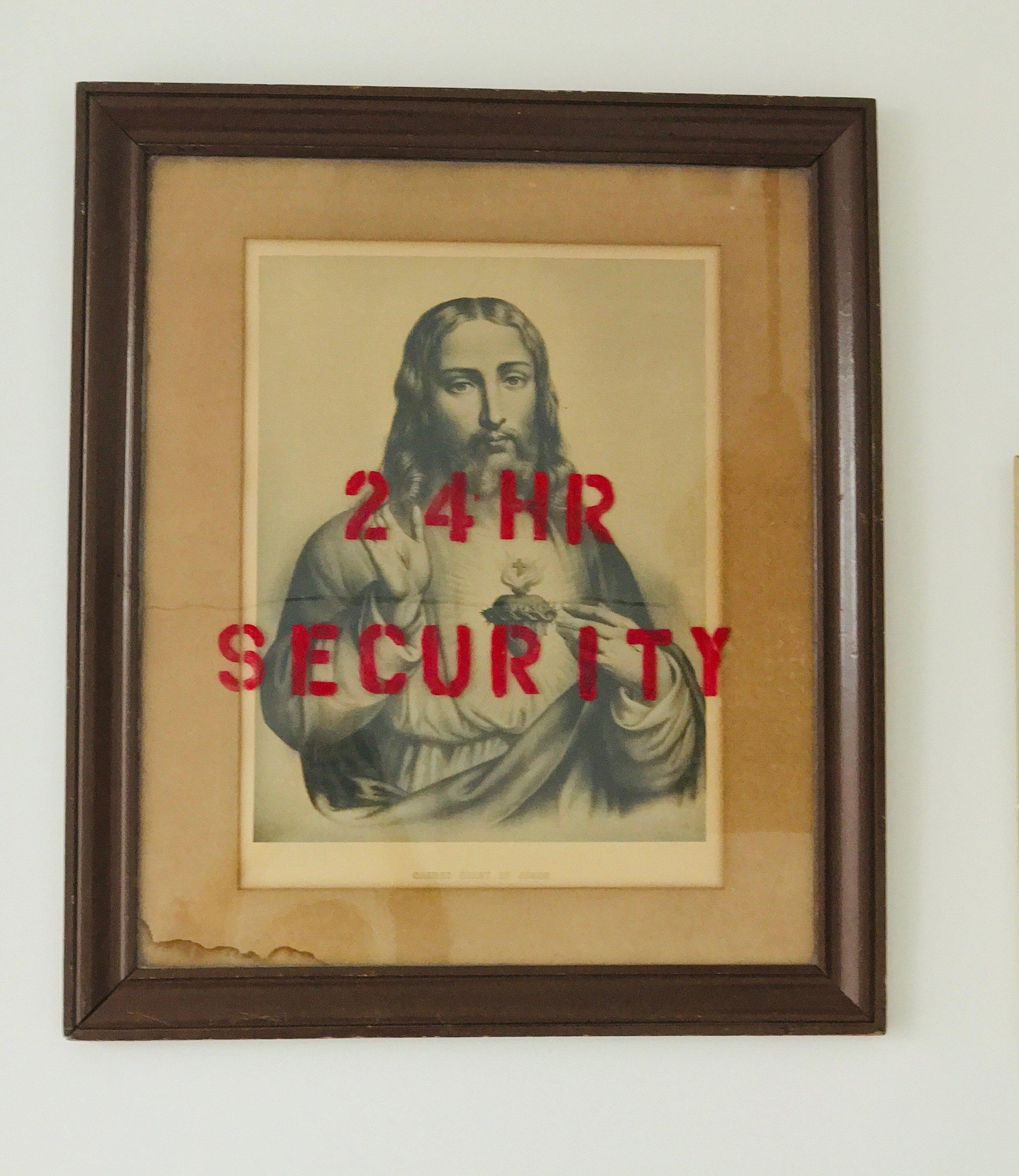 24 HR SECURITY