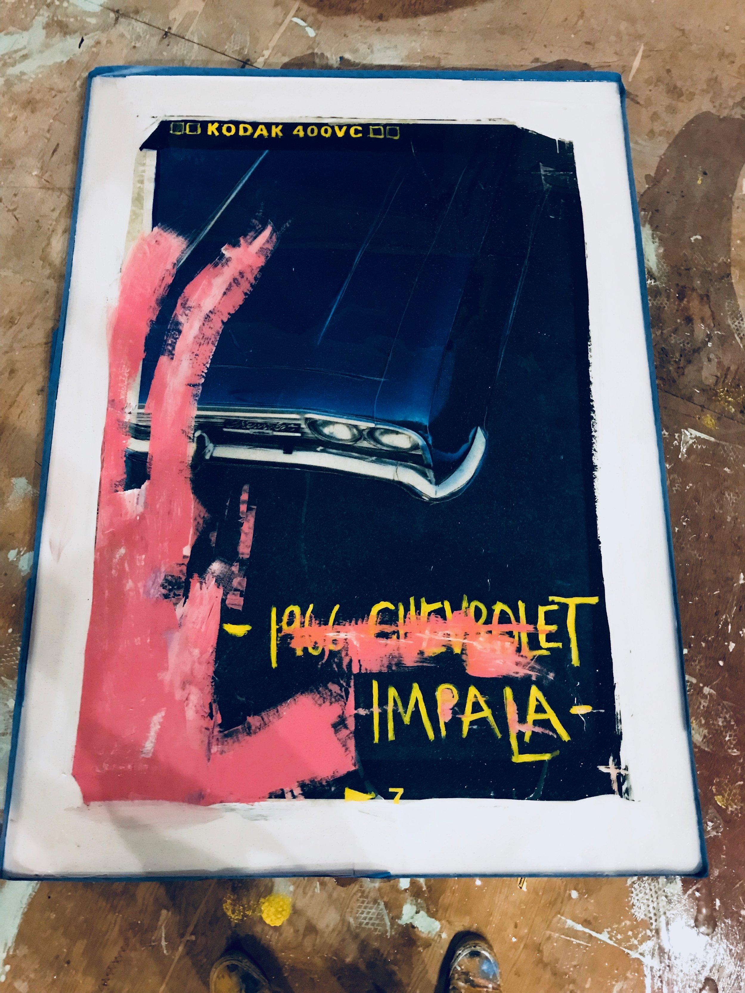 1966 IMPALA (SOLD)