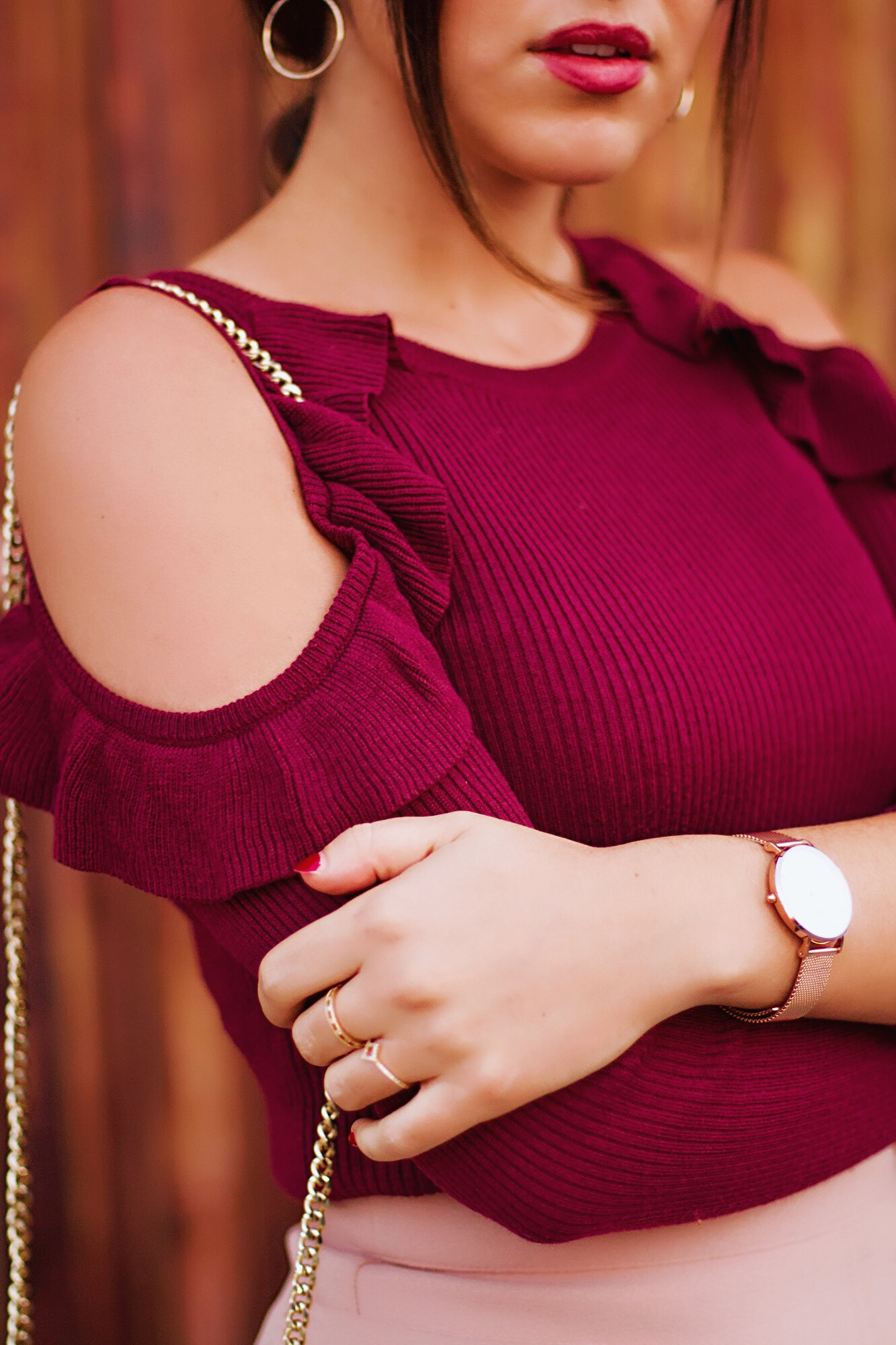 Kate Caviar X Daniel Wellington