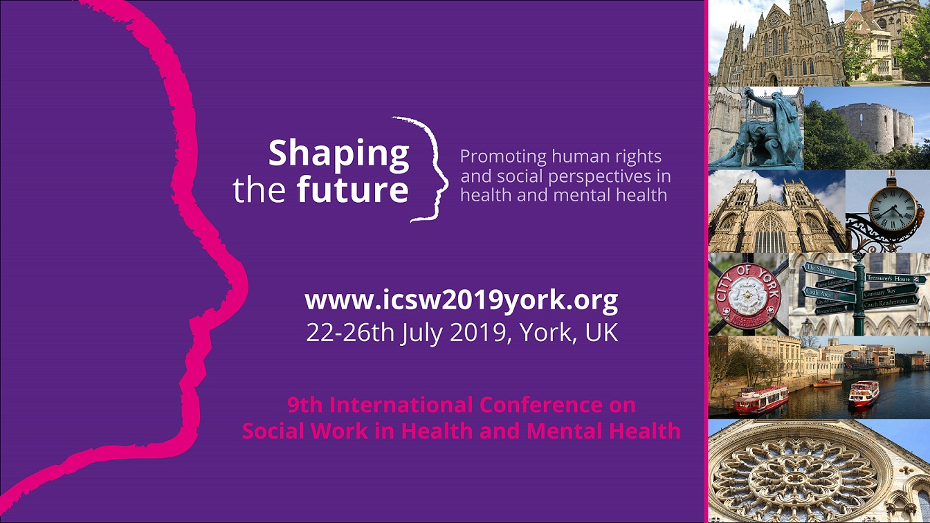 UPCOMING CONFERENCE:   9th International Conference for Social Work and Mental Health York, 2019   Learn More