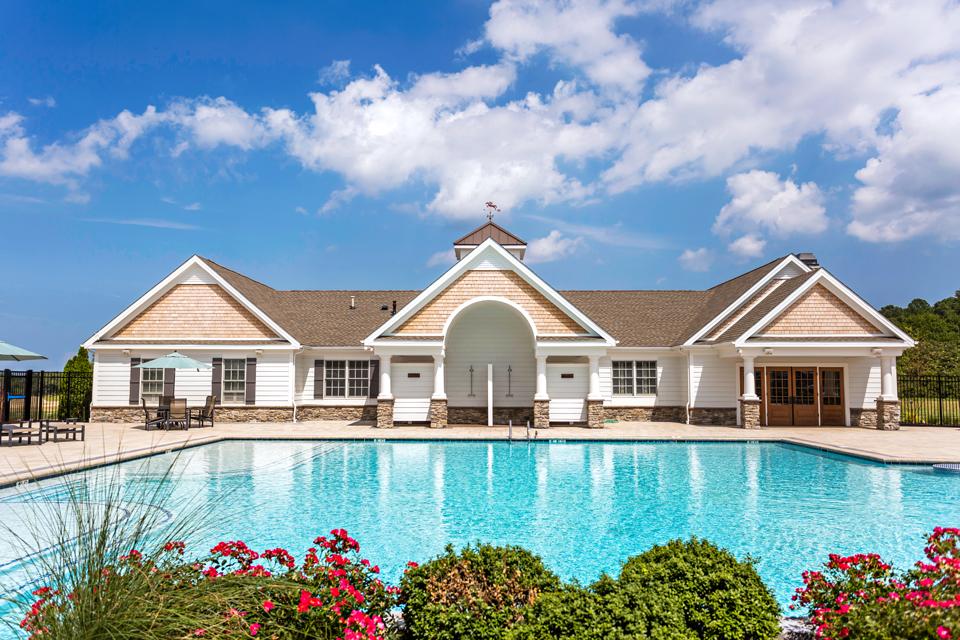 Clubhouse Pool Cedar Gables