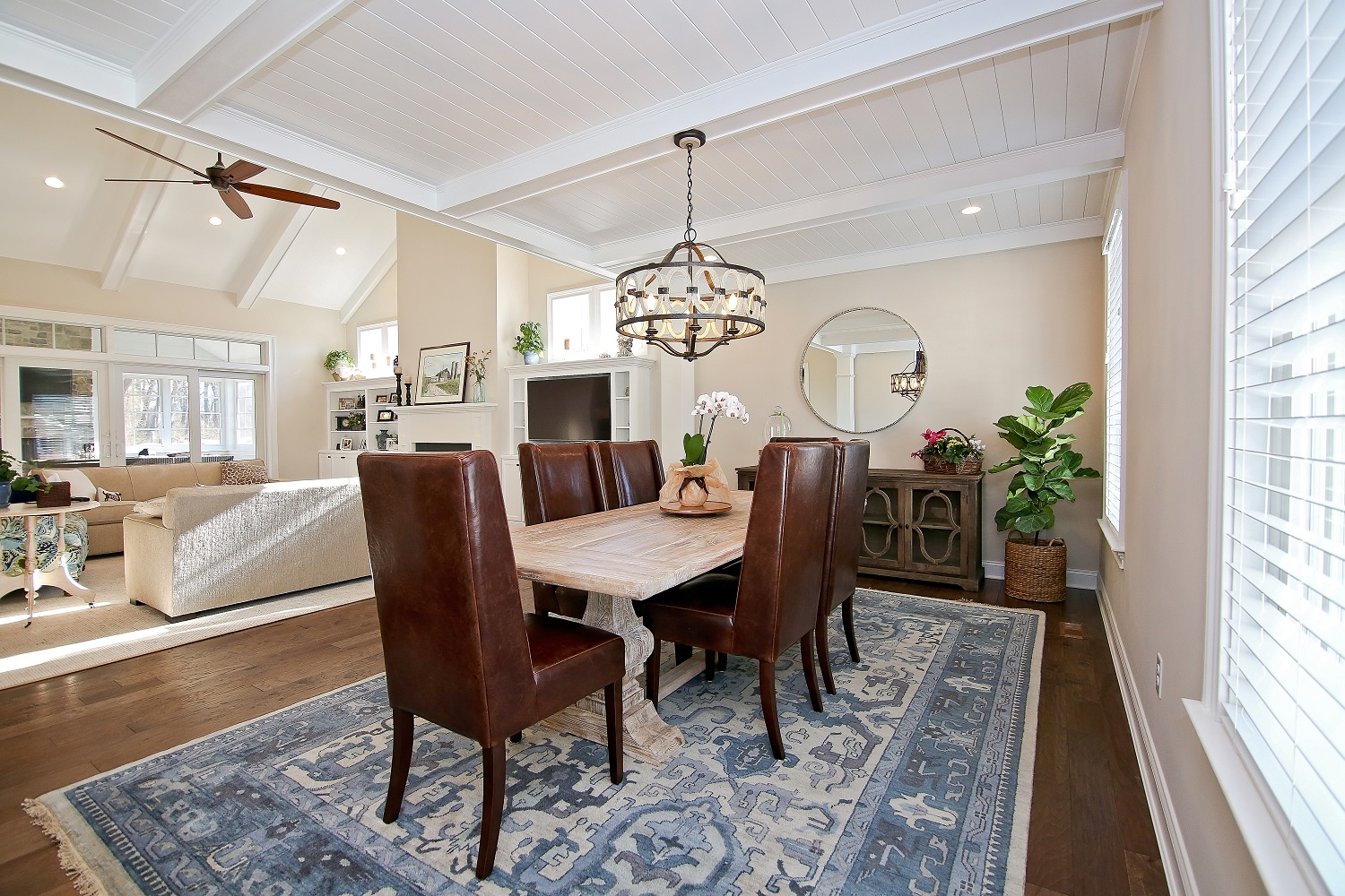Puppy Palace Dining Room