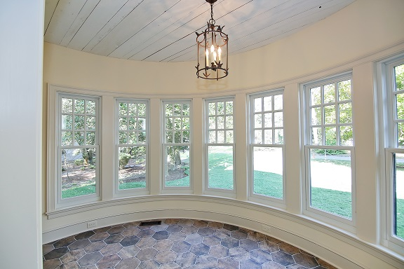 Shingle Style Tower Room