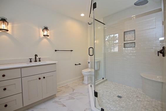 Shingle Style Bath 2