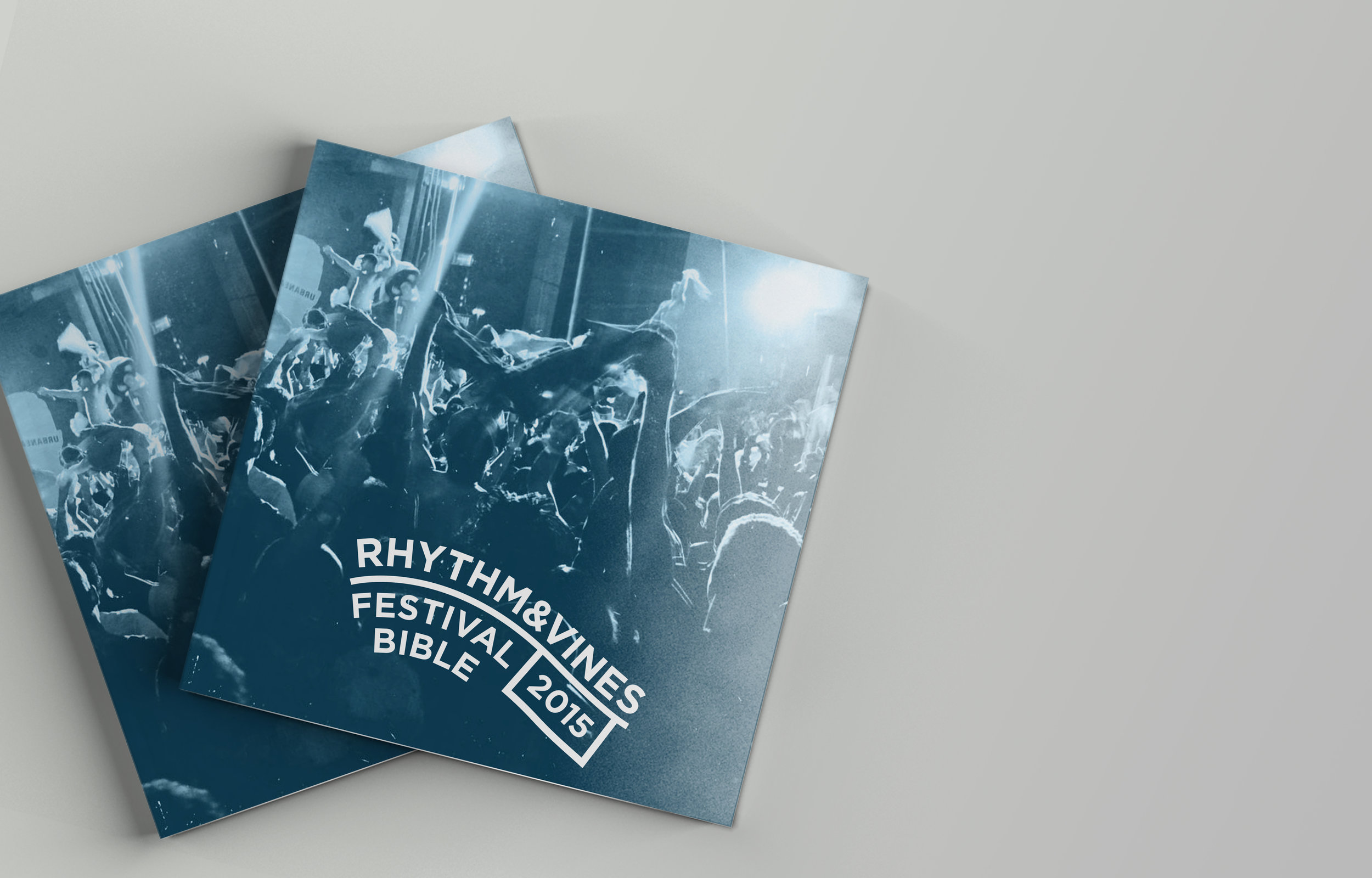 Rhythm and Vines Festival    A festival pack for the 2015 Rhythm and Vines Festival