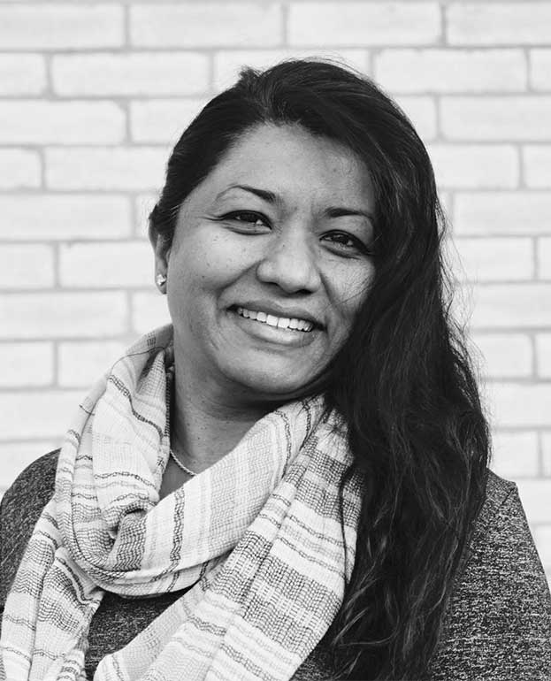 Praymattie Sukhai - Practice Administrator - Praymattie is our practice administrator. She works at the front desk, answering our telephones, responding to emails, booking appointments and making sure our clients are well taken care of. Praymattie's bright smile and positive attitude are just two of our favorite things we love about her. She is a wonderful asset to our team.